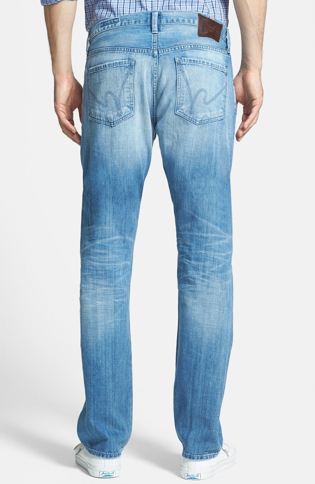 Alternate Image 2  - Citizens of Humanity 'Perfect' Relaxed Leg Jeans (Jordan)