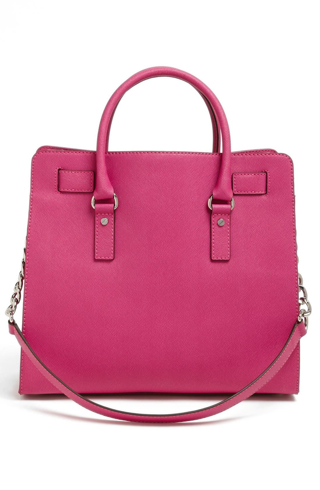 Alternate Image 3  - MICHAEL Michael Kors 'Large Hamilton' Saffiano Leather Tote