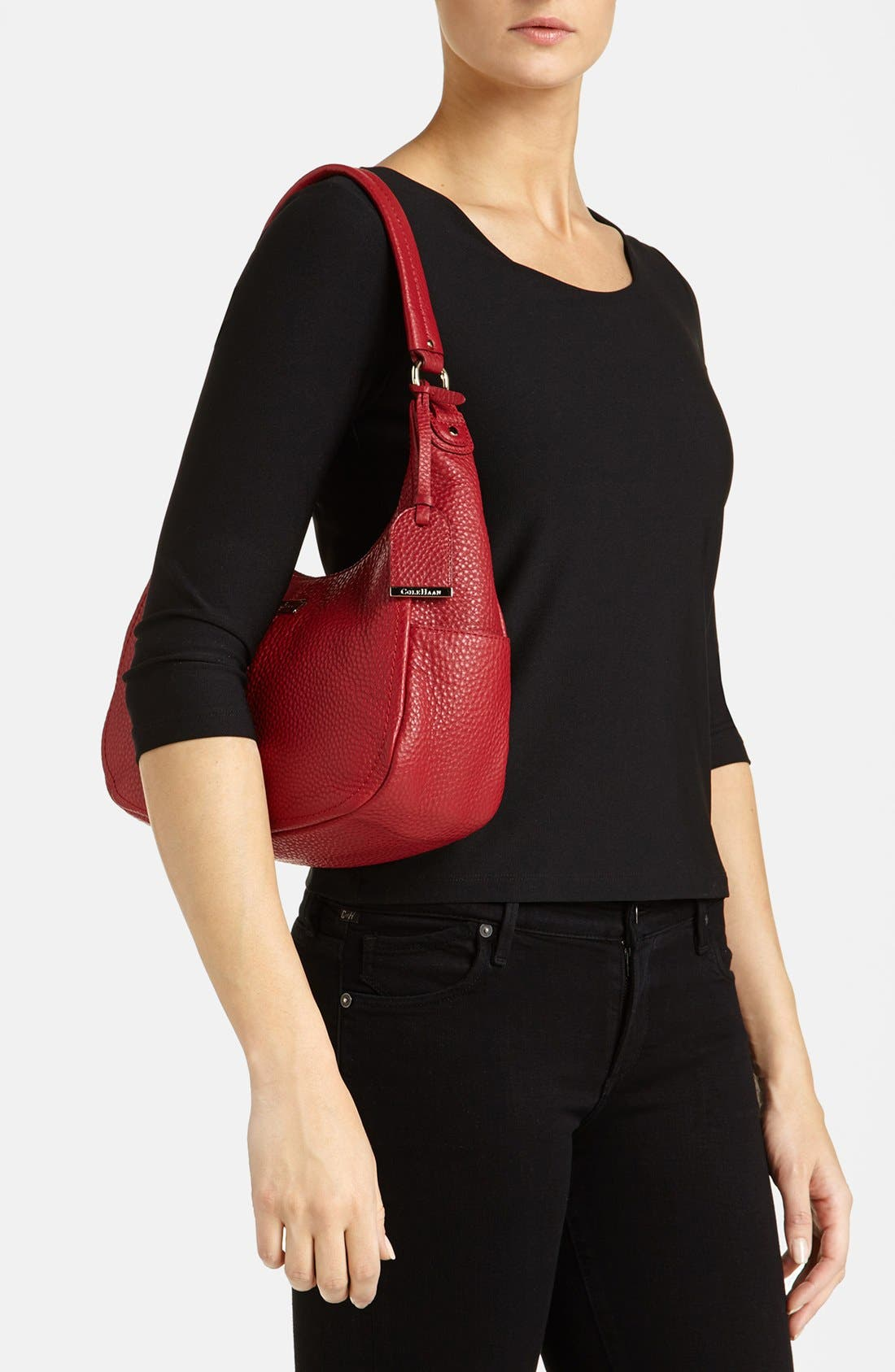 Alternate Image 2  - Cole Haan 'Village - Small' Hobo