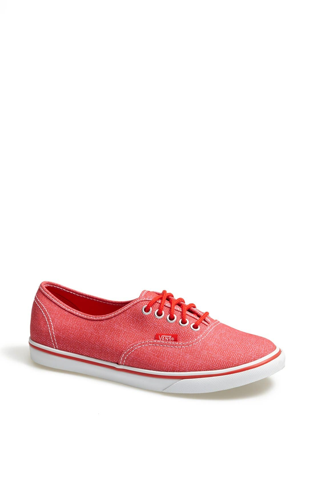 Alternate Image 1 Selected - Vans 'Authentic - Lo Pro' Print Sneaker