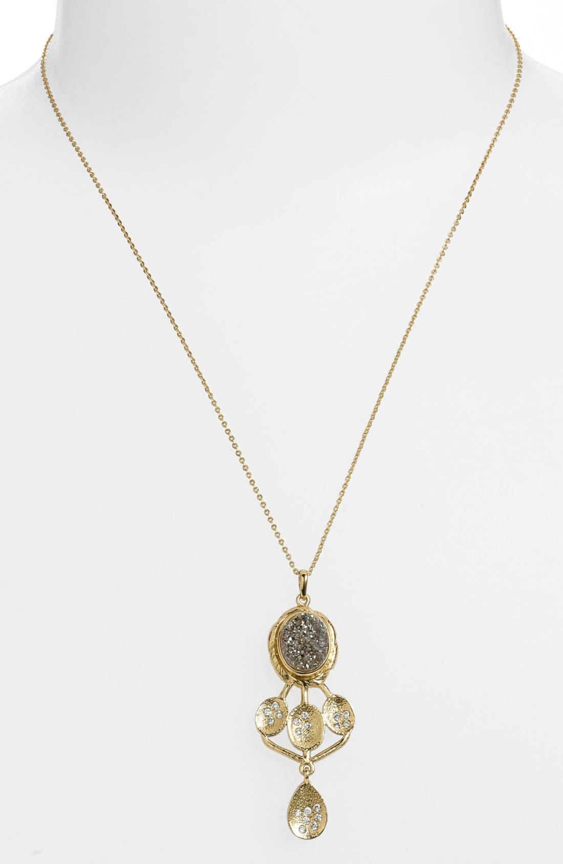 Alternate Image 1 Selected - Melinda Maria 'Julian' Pendant Necklace