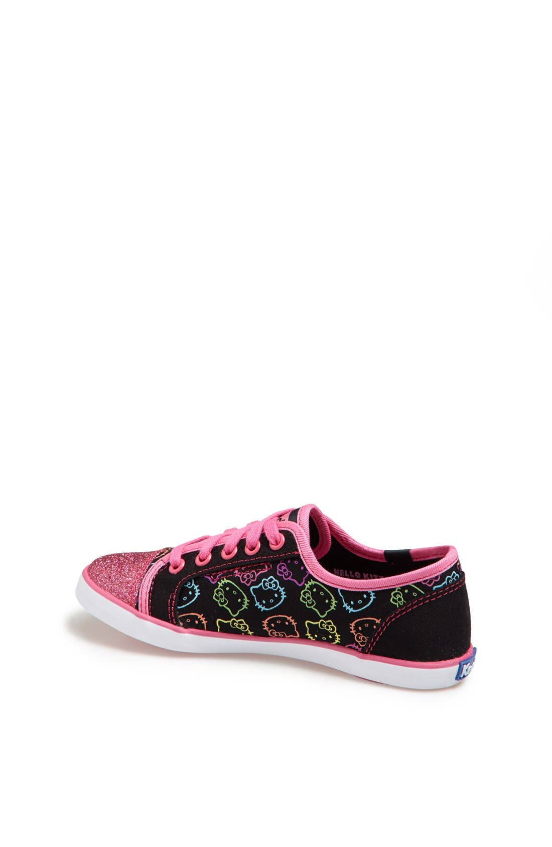 Alternate Image 2  - Keds 'Hello Kitty® - Rally' Sneaker (Toddler, Little Kid & Big Kid)