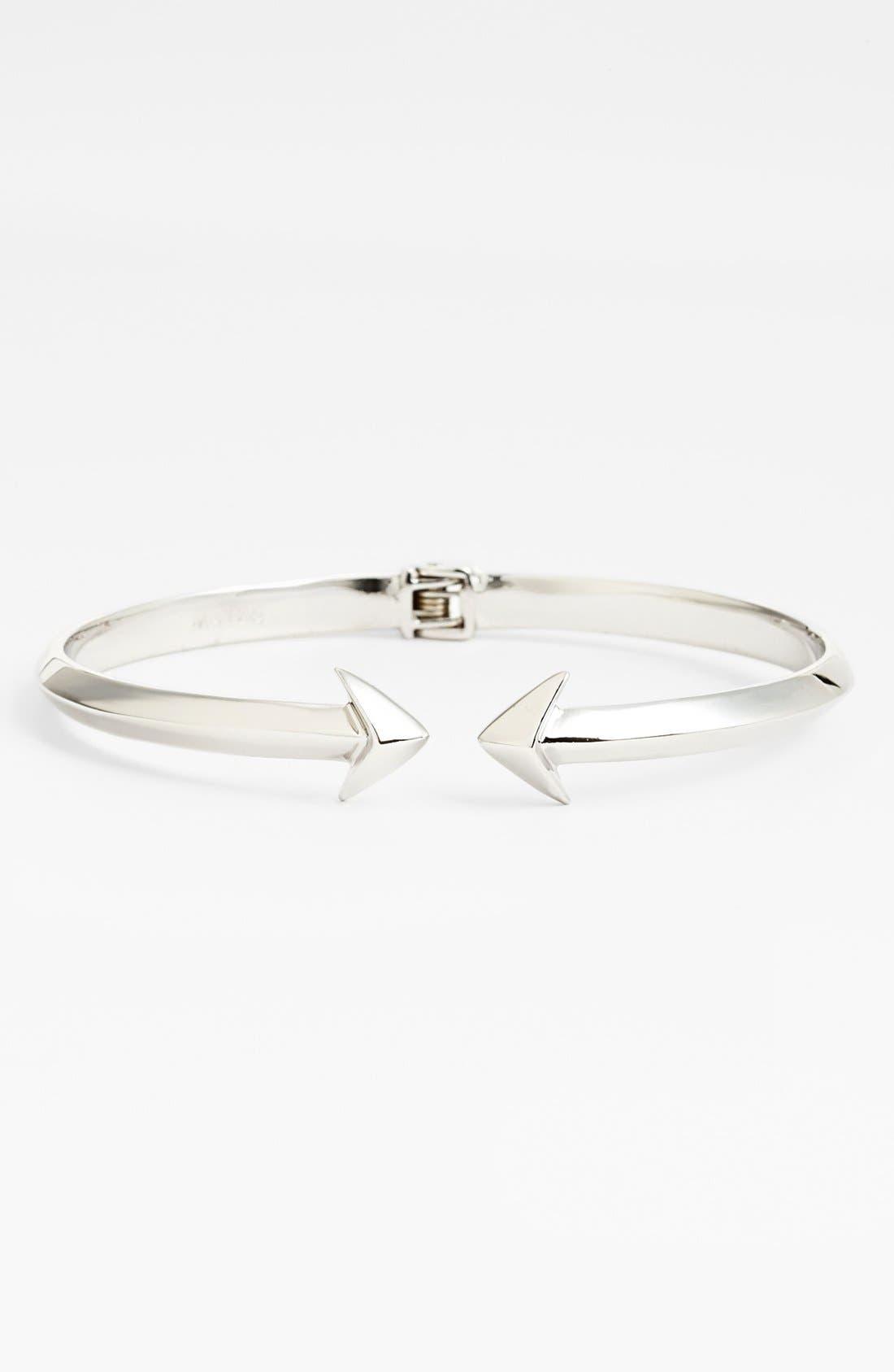Alternate Image 1 Selected - Mateo Bijoux 'Arrowhead' Hinge Bracelet