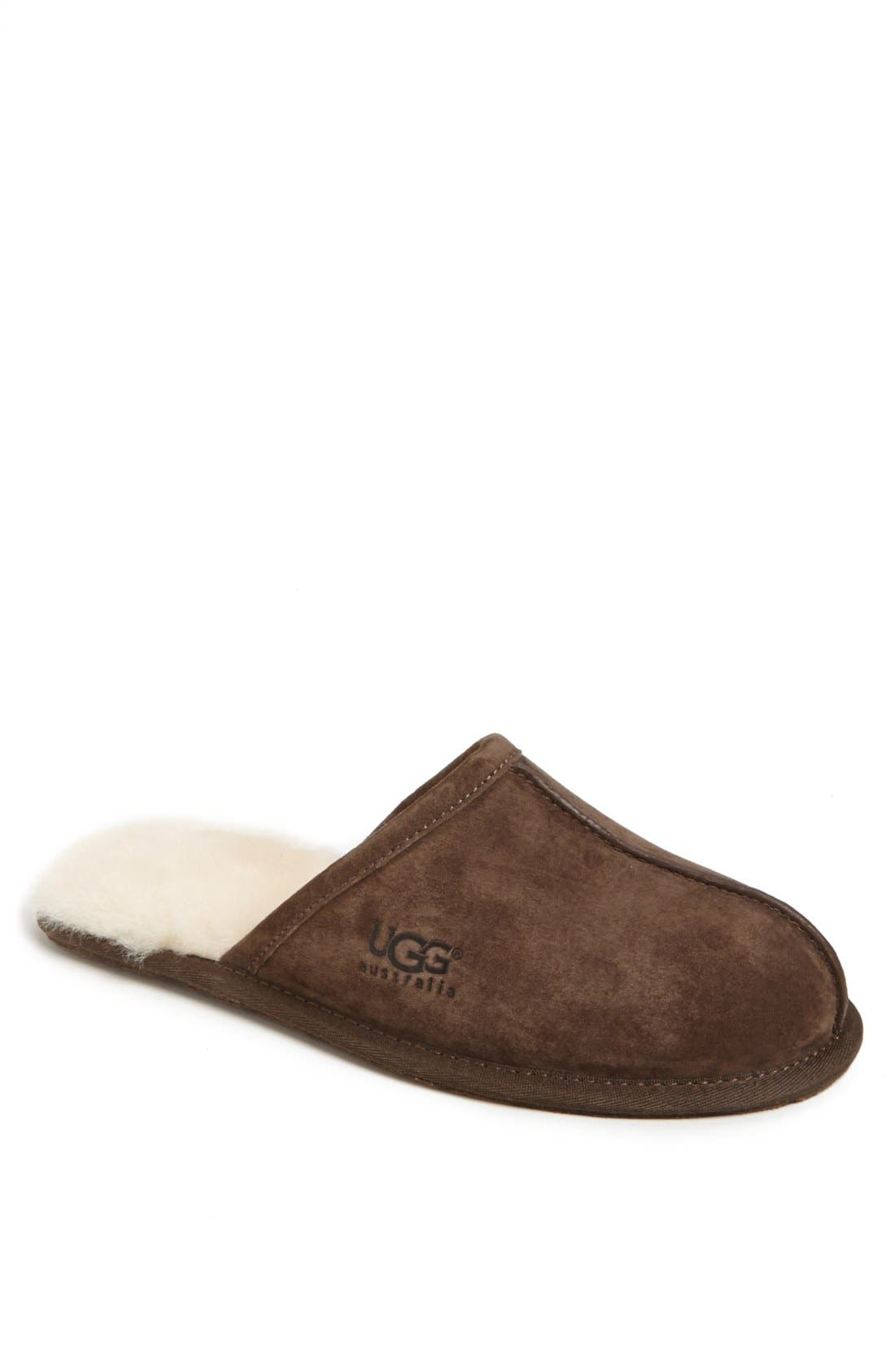 Alternate Image 1 Selected - UGG® Scuff Slipper (Men)