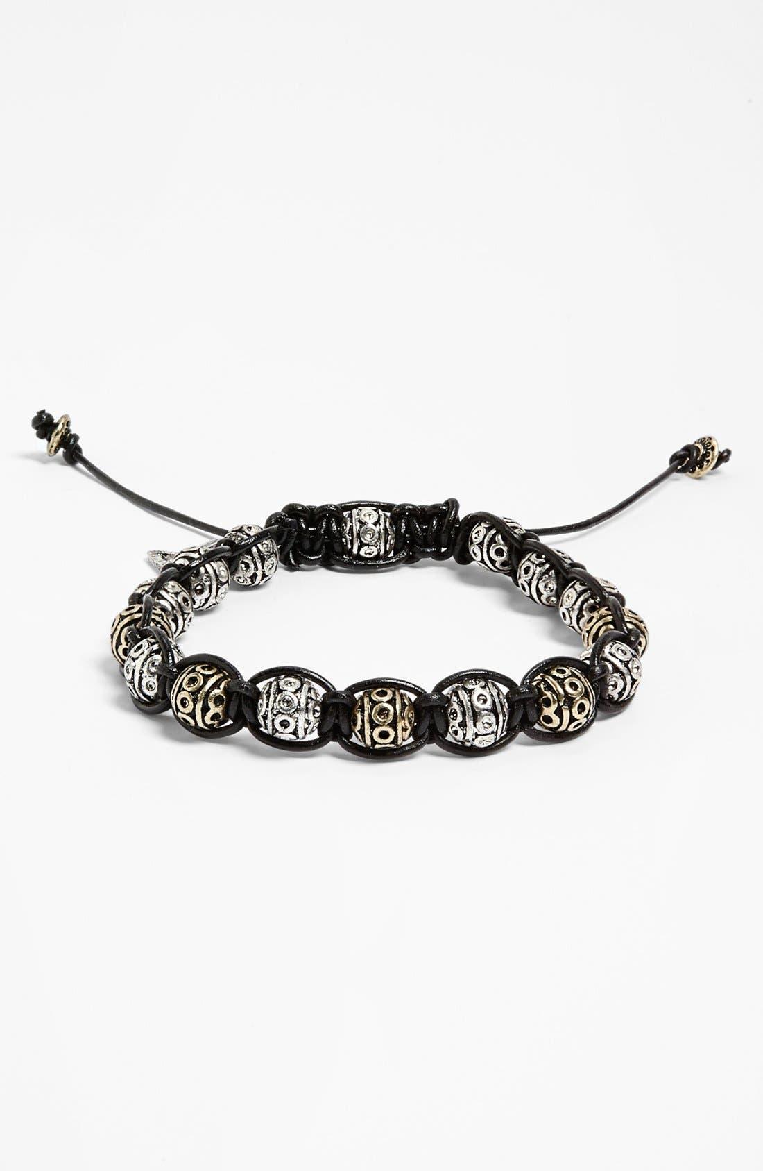 Main Image - Talon Adjustable Bracelet