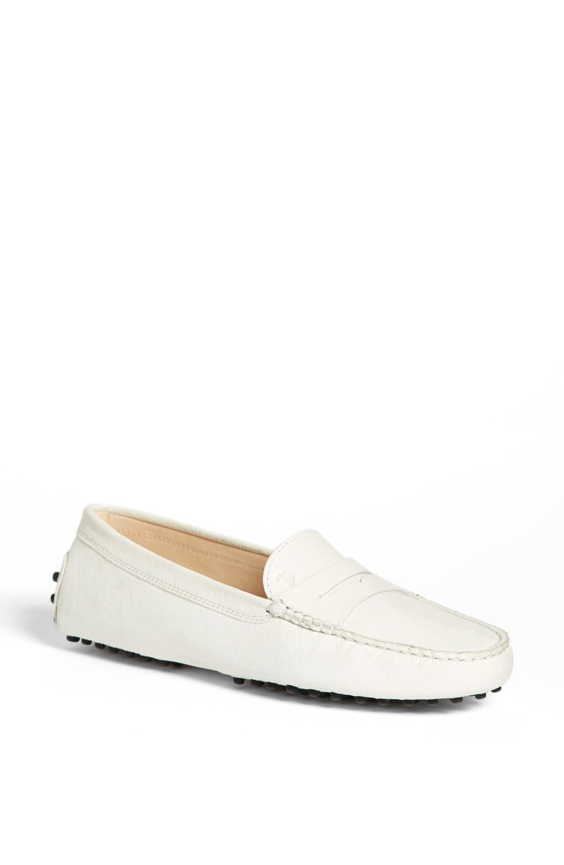 Alternate Image 1 Selected - Tod's 'Gommini' Leather Moccasin