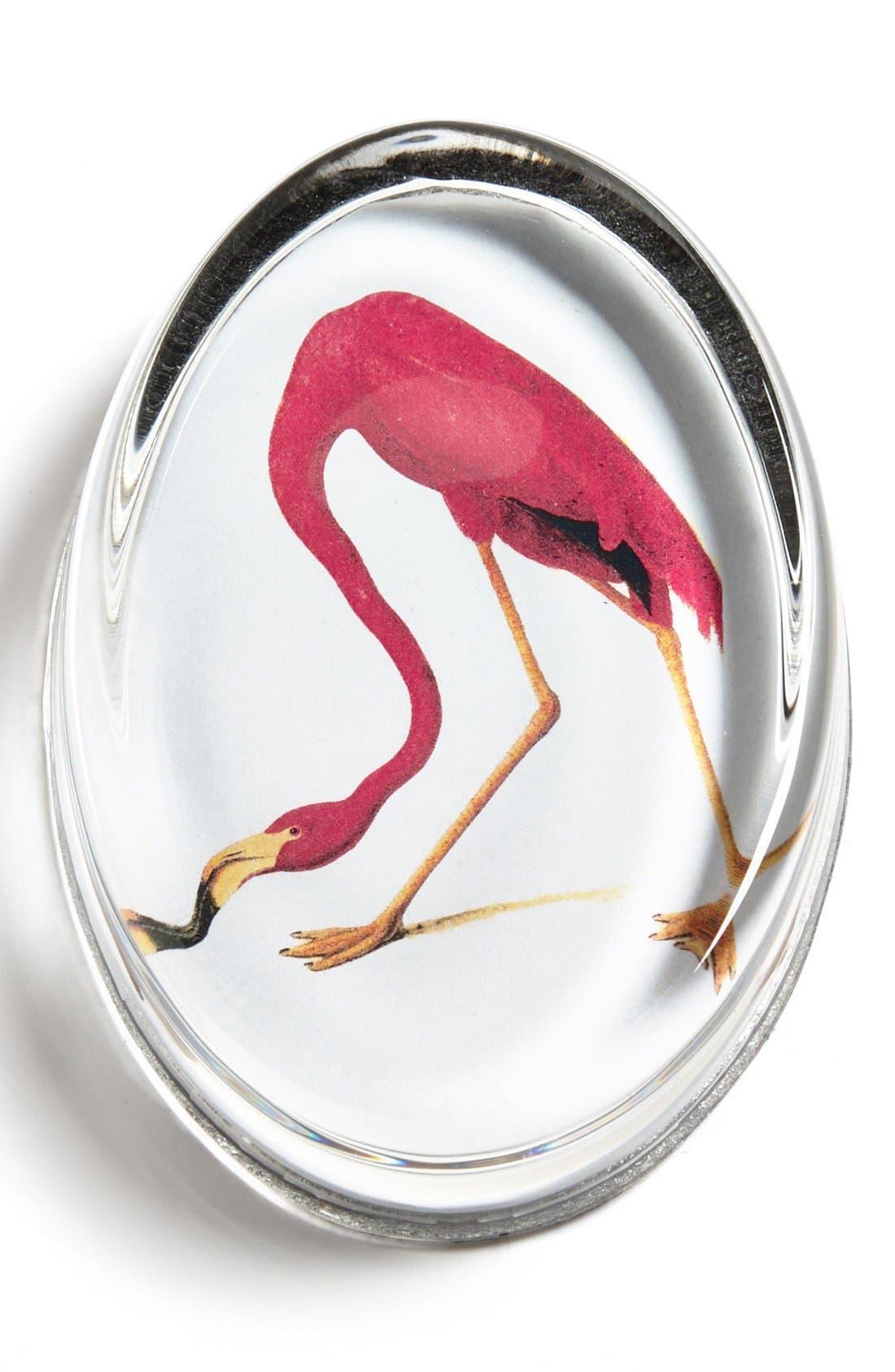 Alternate Image 1 Selected - Ben's Garden 'Flamingo 2' Paperweight