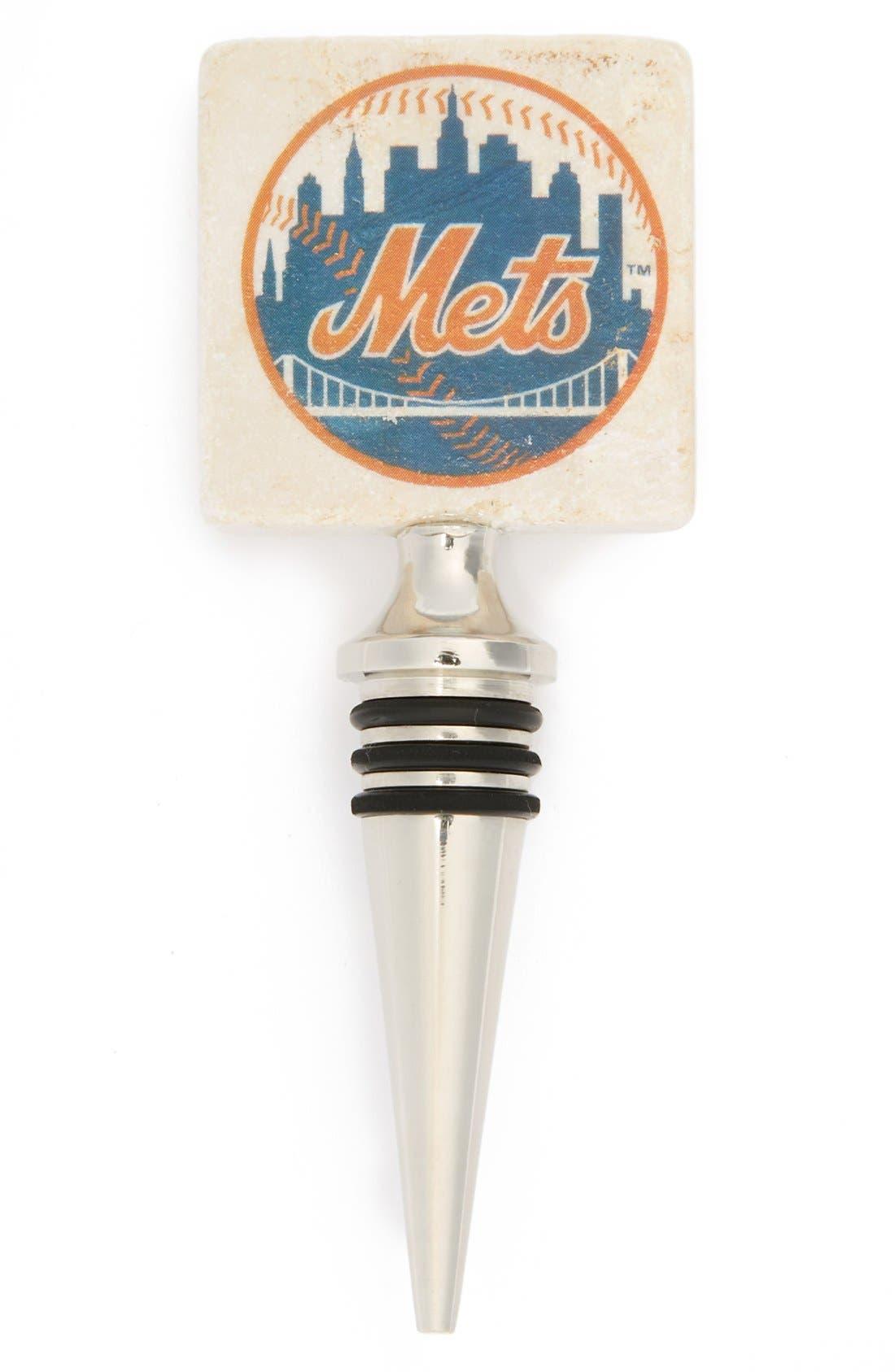 Main Image - Studio Vertu 'New York Mets' Wine Stopper