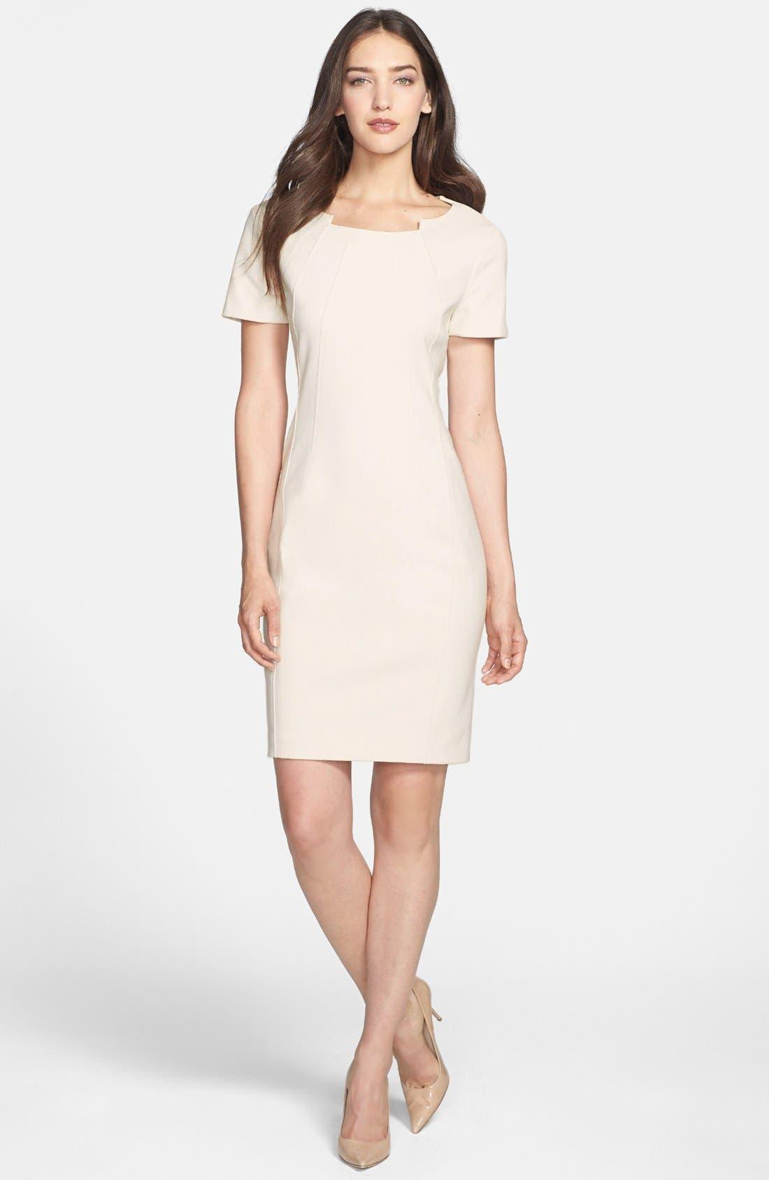 Alternate Image 1 Selected - T Tahari 'Lanette' Dress