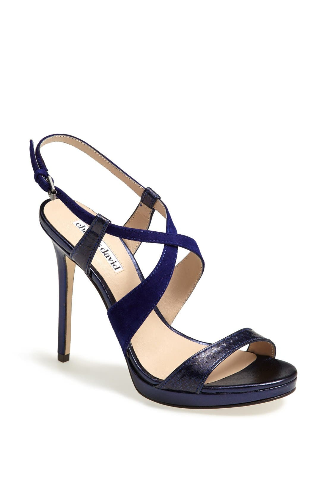 Alternate Image 1 Selected - Charles David 'Hermosa' Platform Sandal
