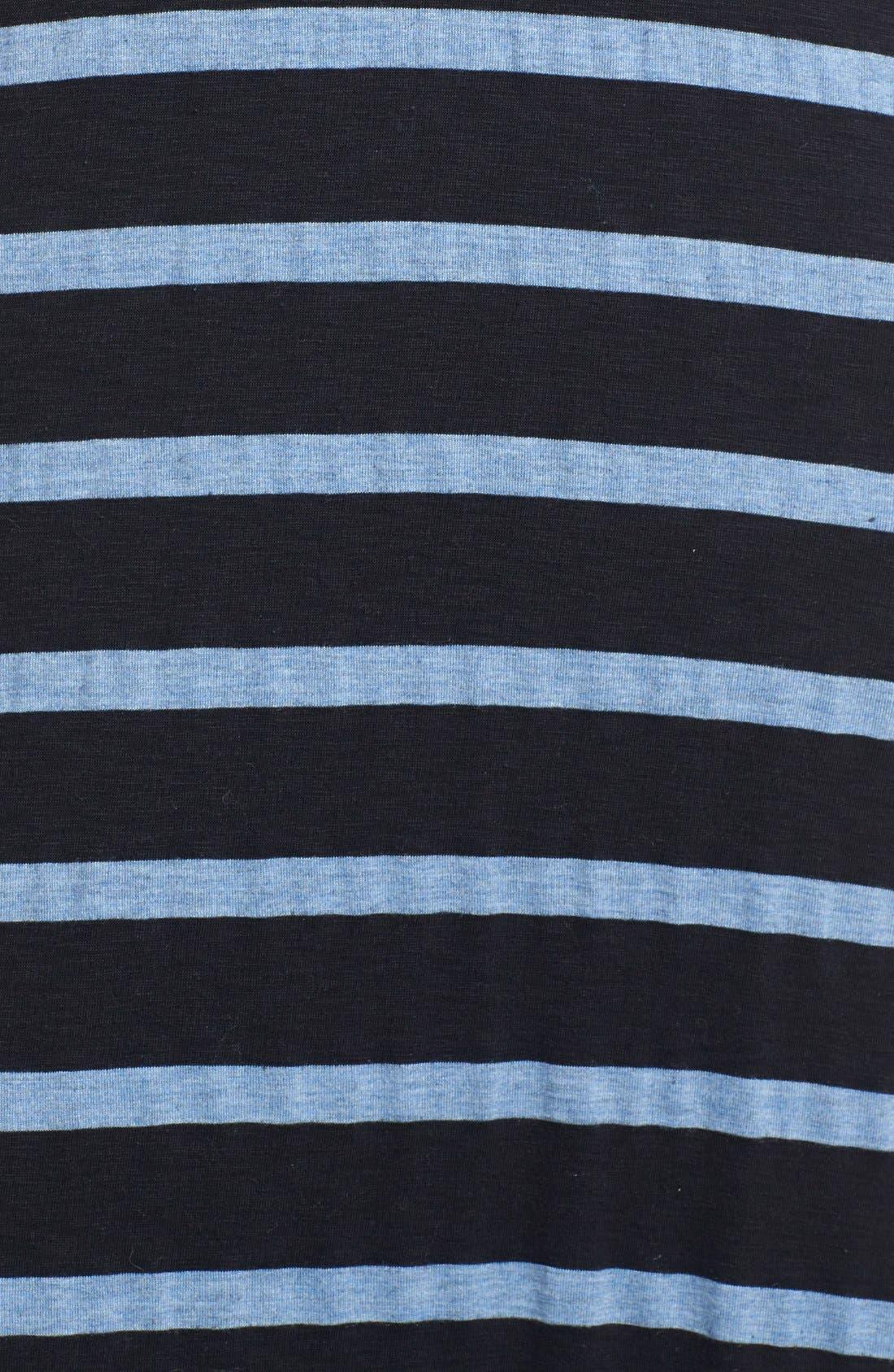 Alternate Image 3  - Splendid Stripe V-Neck Maxi Dress