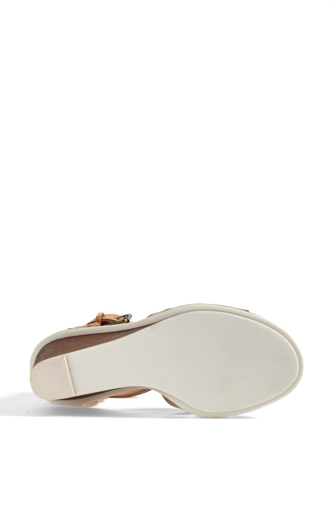 Alternate Image 4  - DV by Dolce Vita 'Cho' Wedge Sandal (Nordstrom Exclusive)