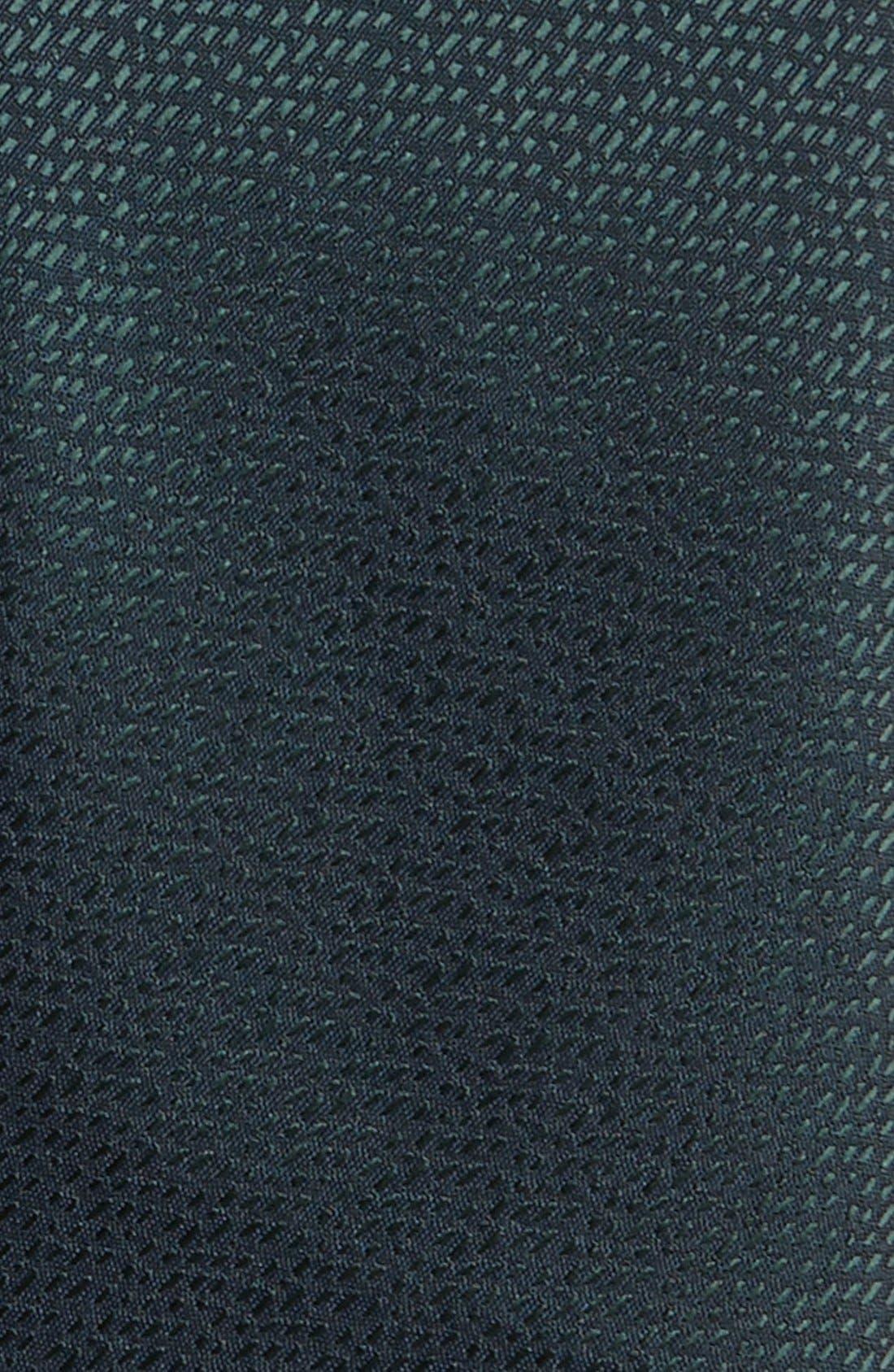 Alternate Image 2  - Topman Textured Woven Tie