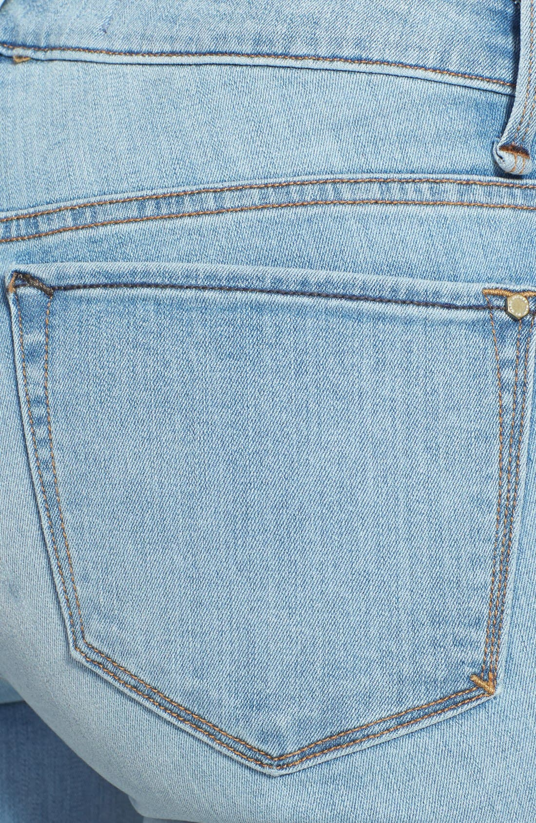 Alternate Image 3  - MARC BY MARC JACOBS 'Gaia' Stretch Super Skinny Jeans (Avalon)