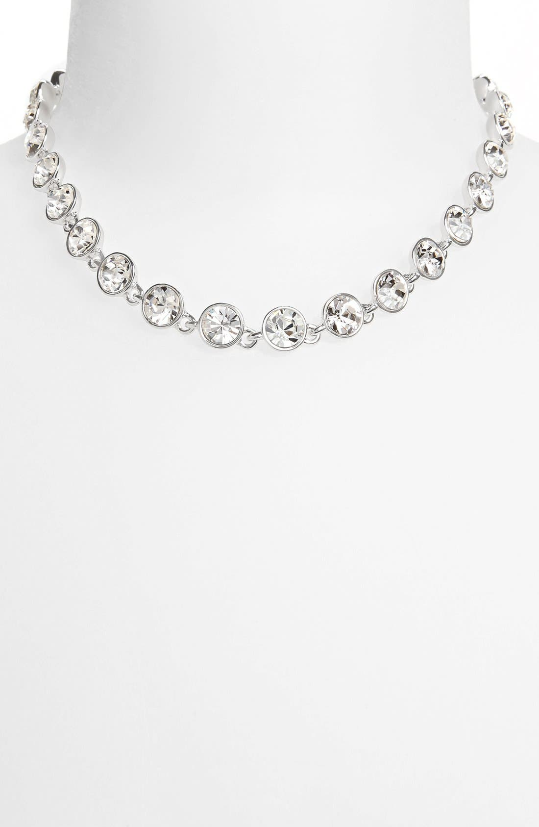 Alternate Image 1 Selected - Givenchy Crystal Station Collar Necklace (Nordstrom Exclusive)