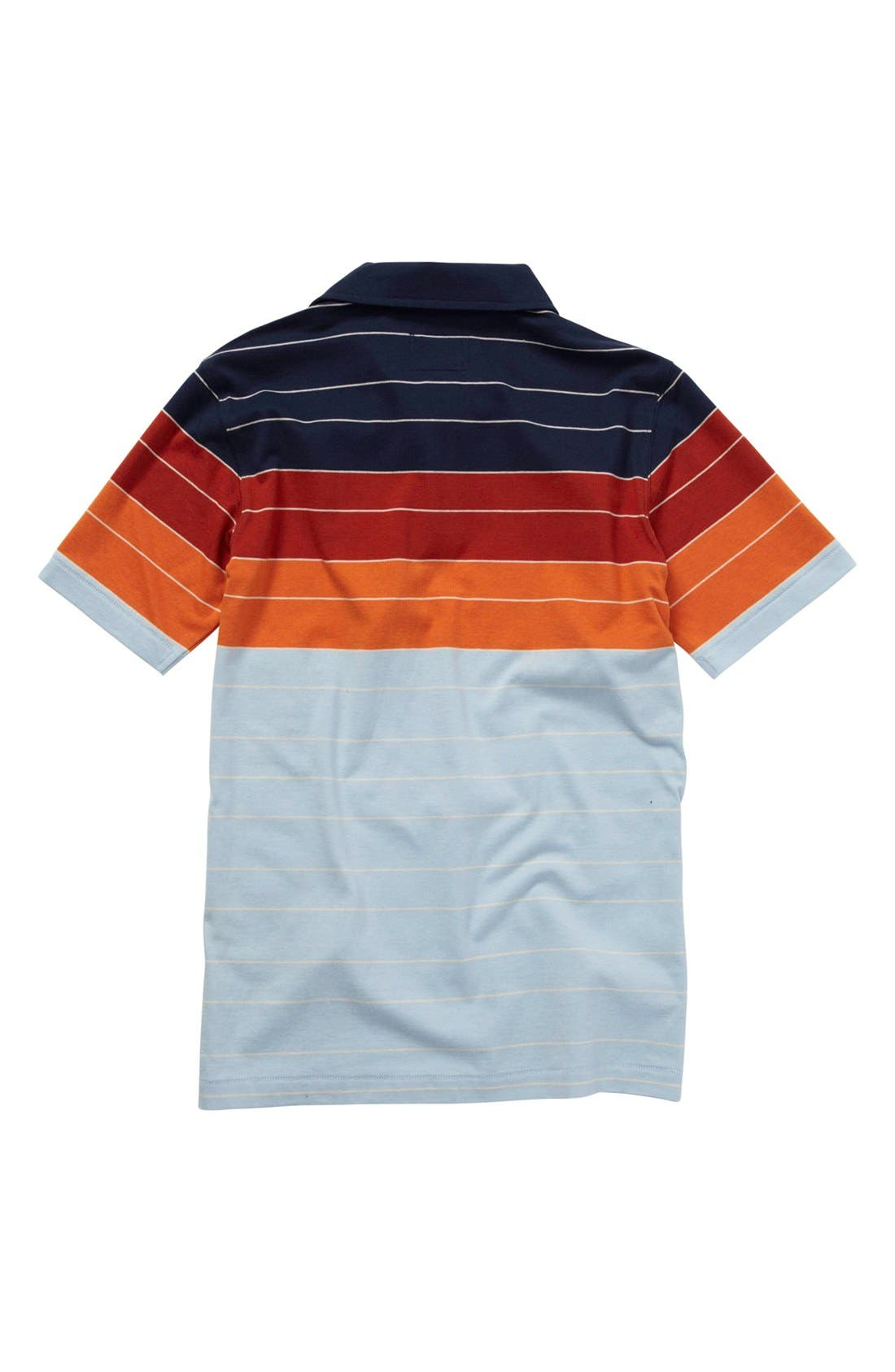 Alternate Image 2  - Quiksilver 'North Side' Polo (Big Boys)
