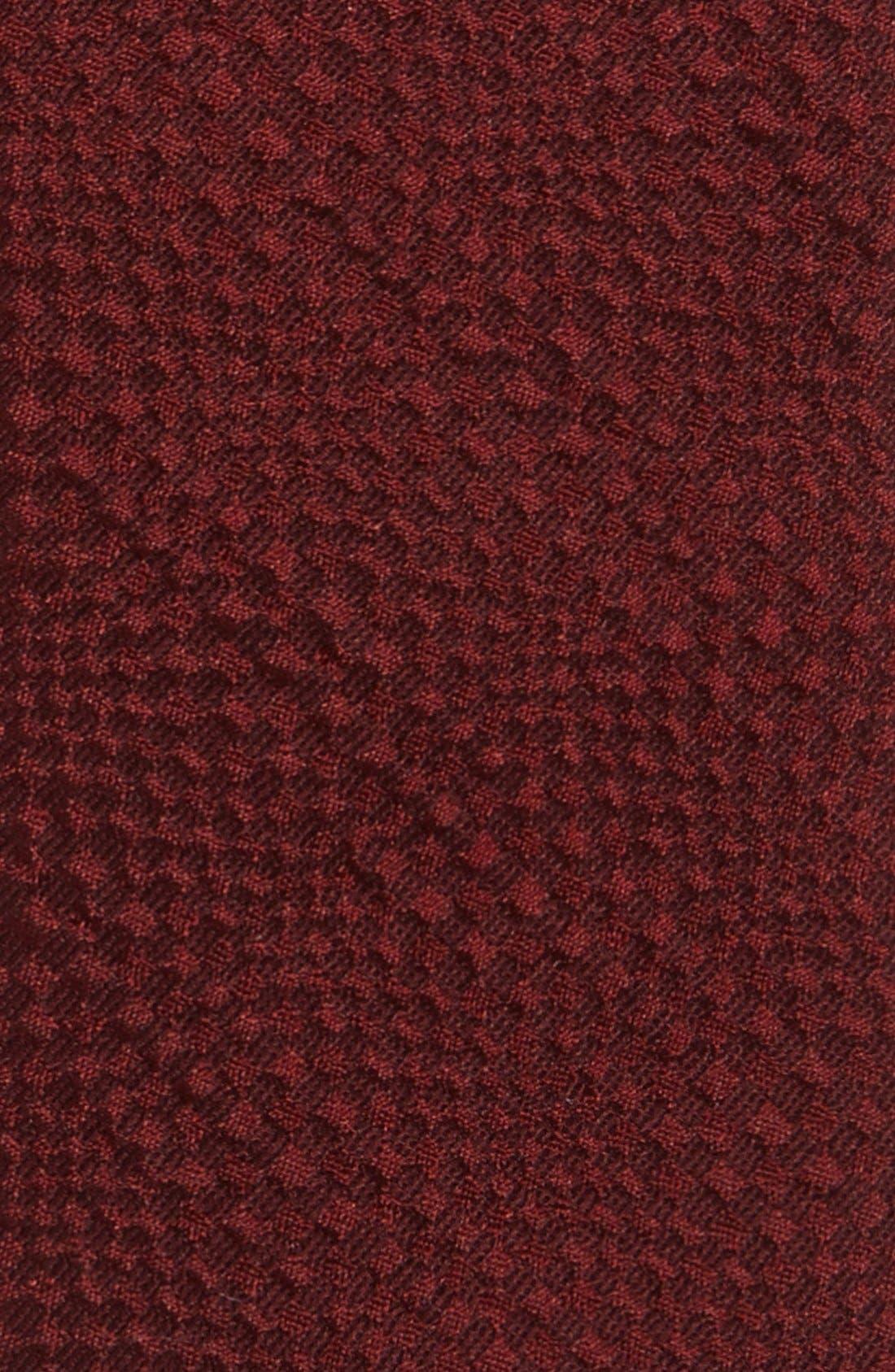 Alternate Image 2  - Lanvin Textured Woven Tie