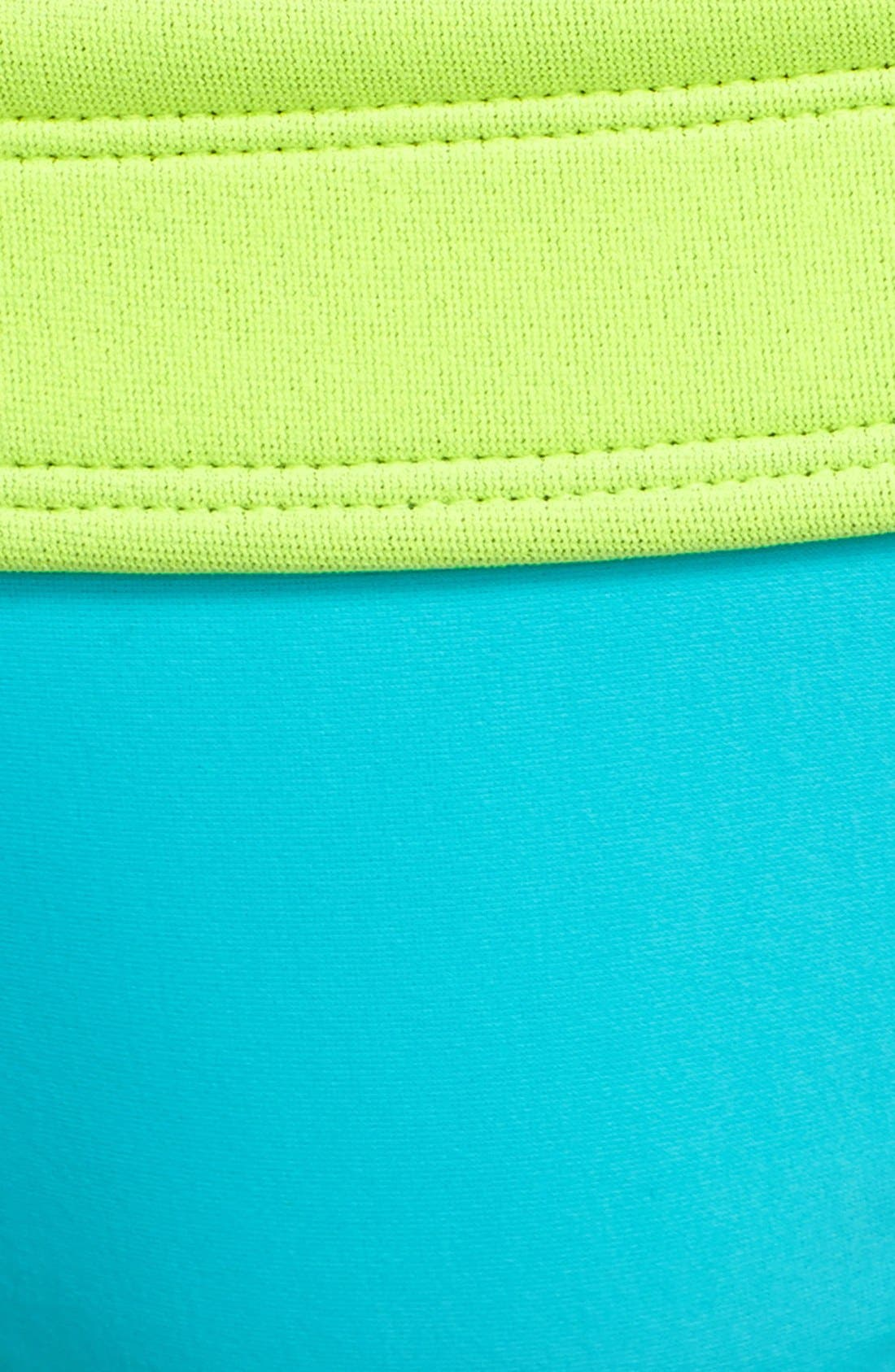 Alternate Image 5  - Roxy 'Neon Tide' Low-Rise Bikini Bottoms