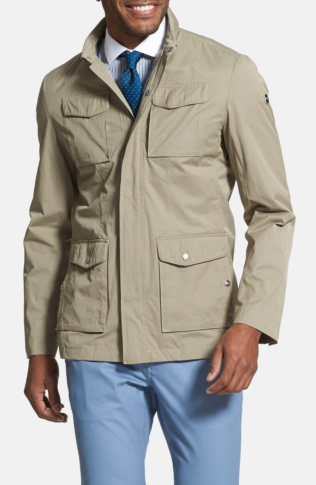 Alternate Image 1 Selected - Victorinox Swiss Army® 'Panama' Water Repellent Jacket