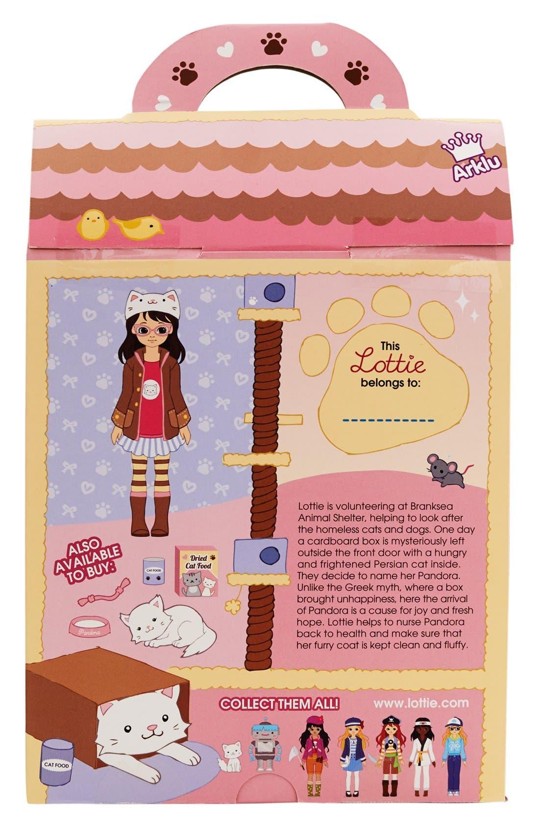 Alternate Image 8  - Schylling 'Lottie™ - Pandora's Box' Doll
