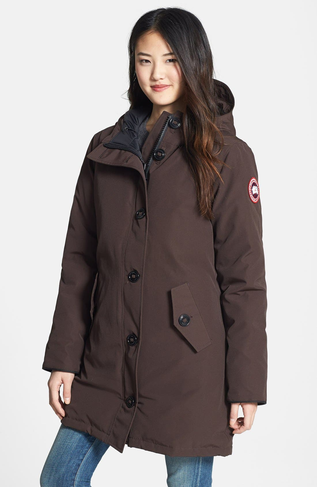 Alternate Image 1 Selected - Canada Goose 'Camrose' Down Parka