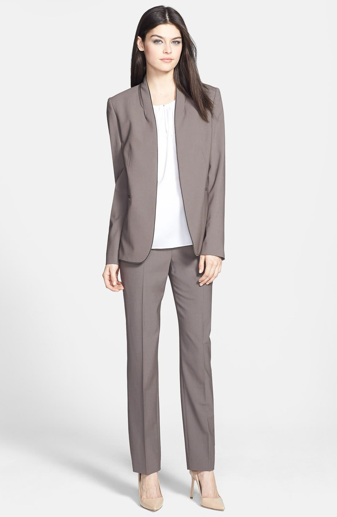 Alternate Image 4  - Elie Tahari 'Kristina' Jacket