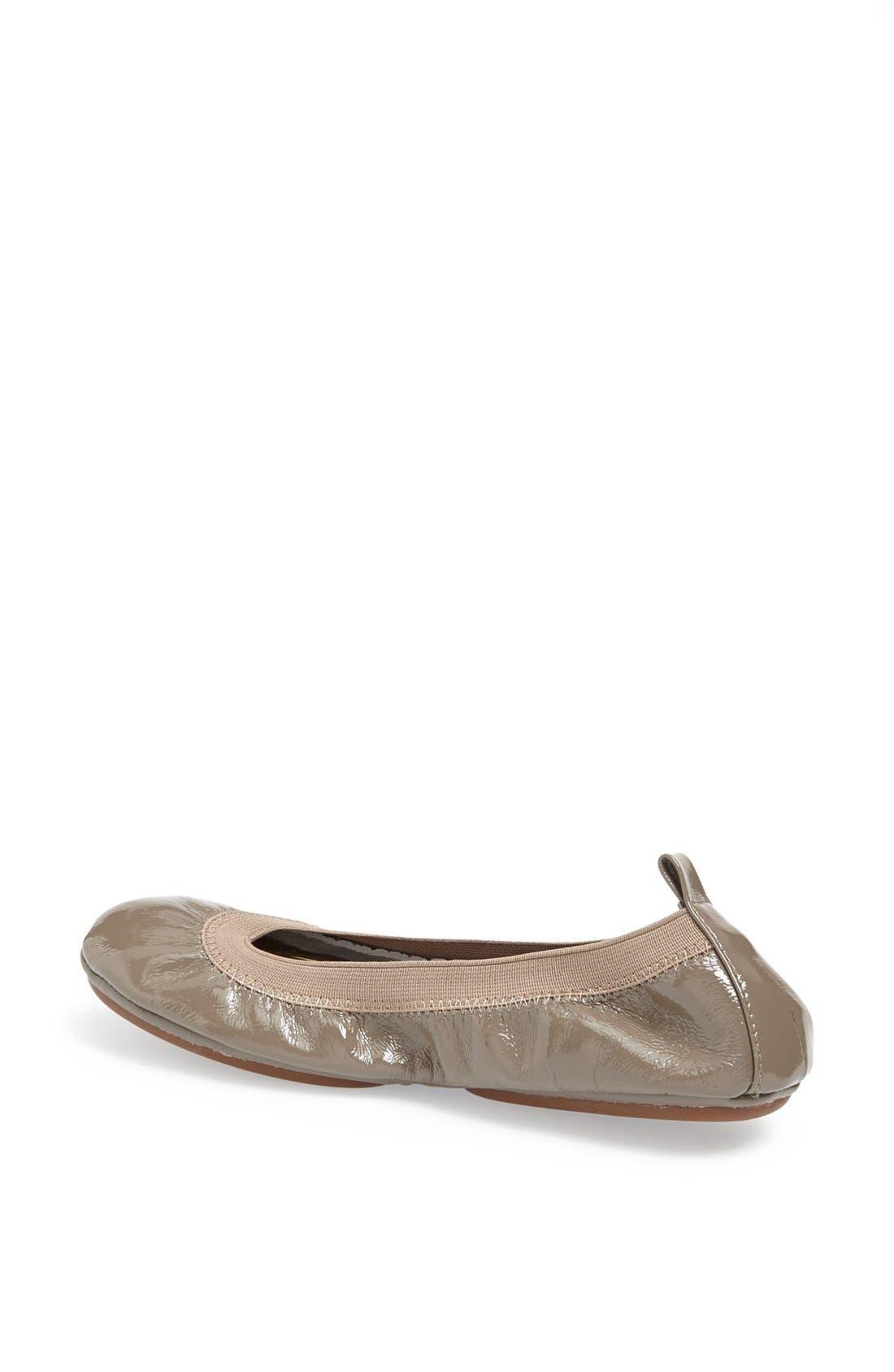 Alternate Image 2  - Yosi Samra Foldable Ballet Flat