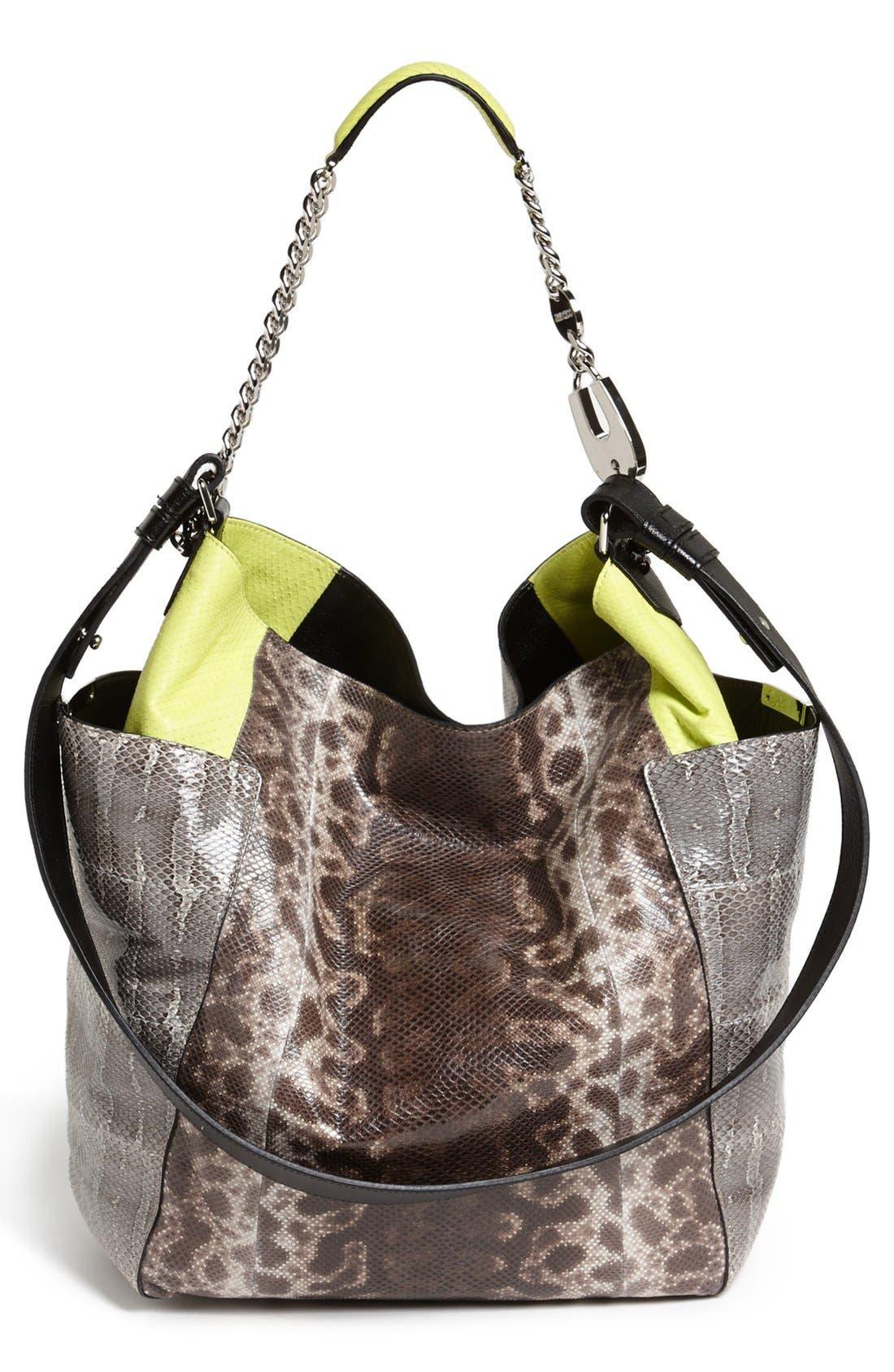 Alternate Image 4  - Jimmy Choo 'Anna' Shoulder Bag