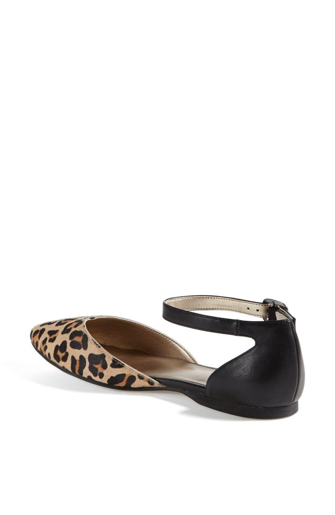 Alternate Image 2  - BP. 'Gillie' Ankle Strap Flat
