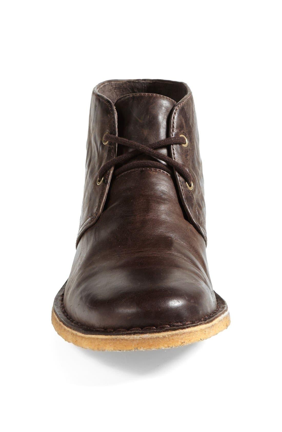 Alternate Image 3  - UGG® Leighton Chukka Boot (Men)