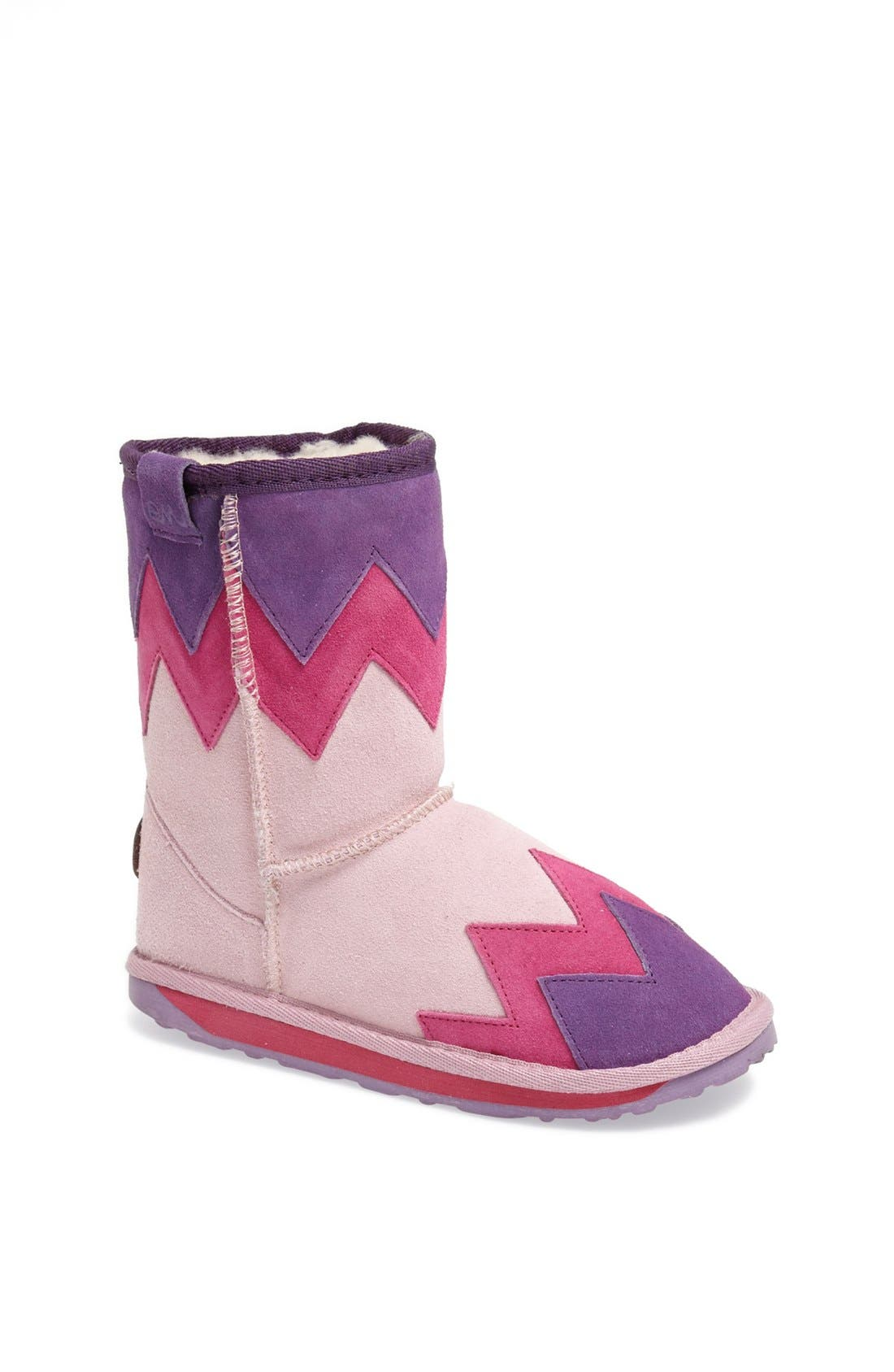 Alternate Image 1 Selected - EMU Australia 'Pow Pow' Boot (Toddler, Little Kid & Big Kid)