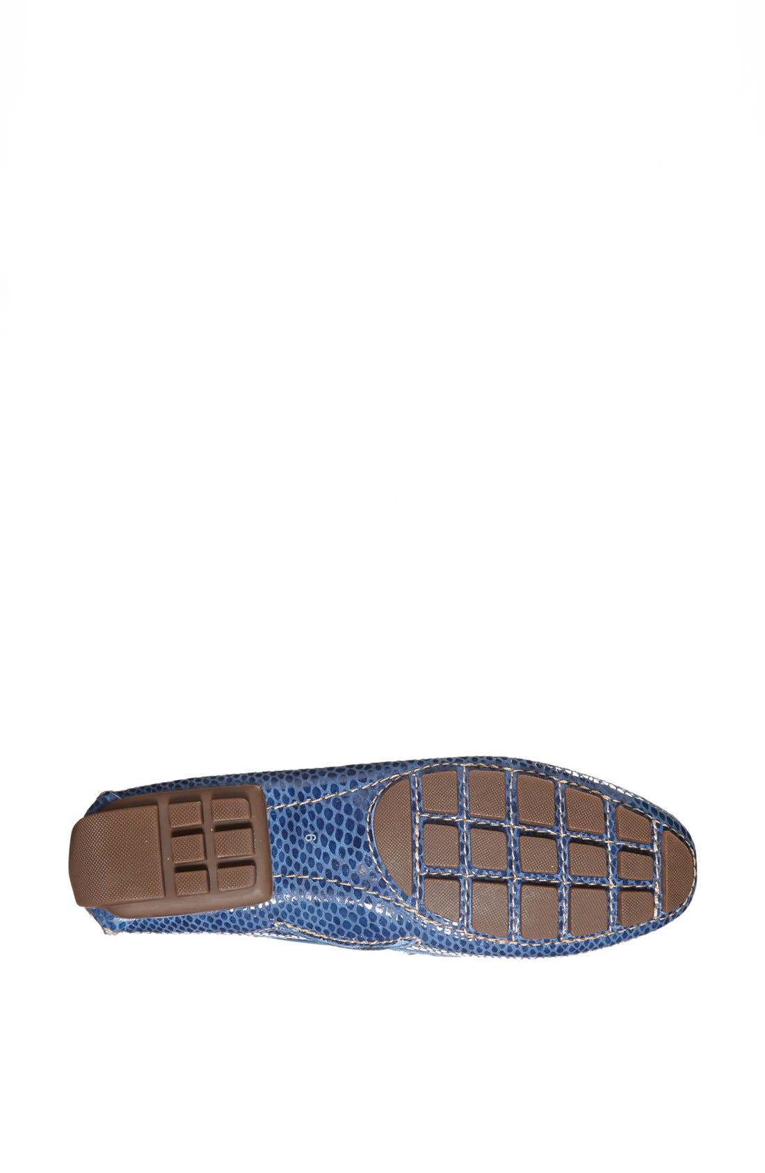 Alternate Image 4  - Marc Joseph New York 'Cypress Hill Snakes' Loafer
