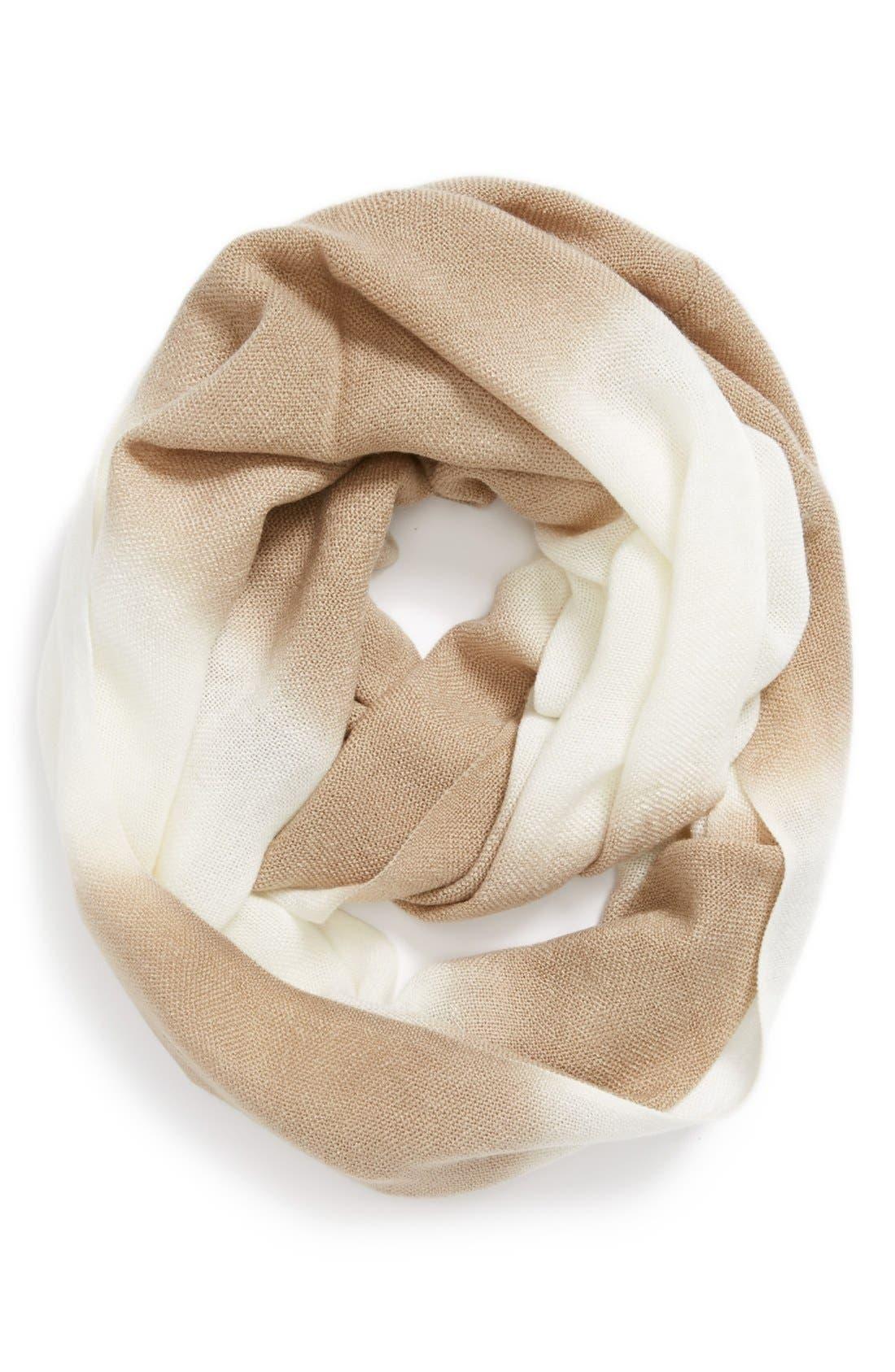 Main Image - Leith Tie Dye Infinity Scarf