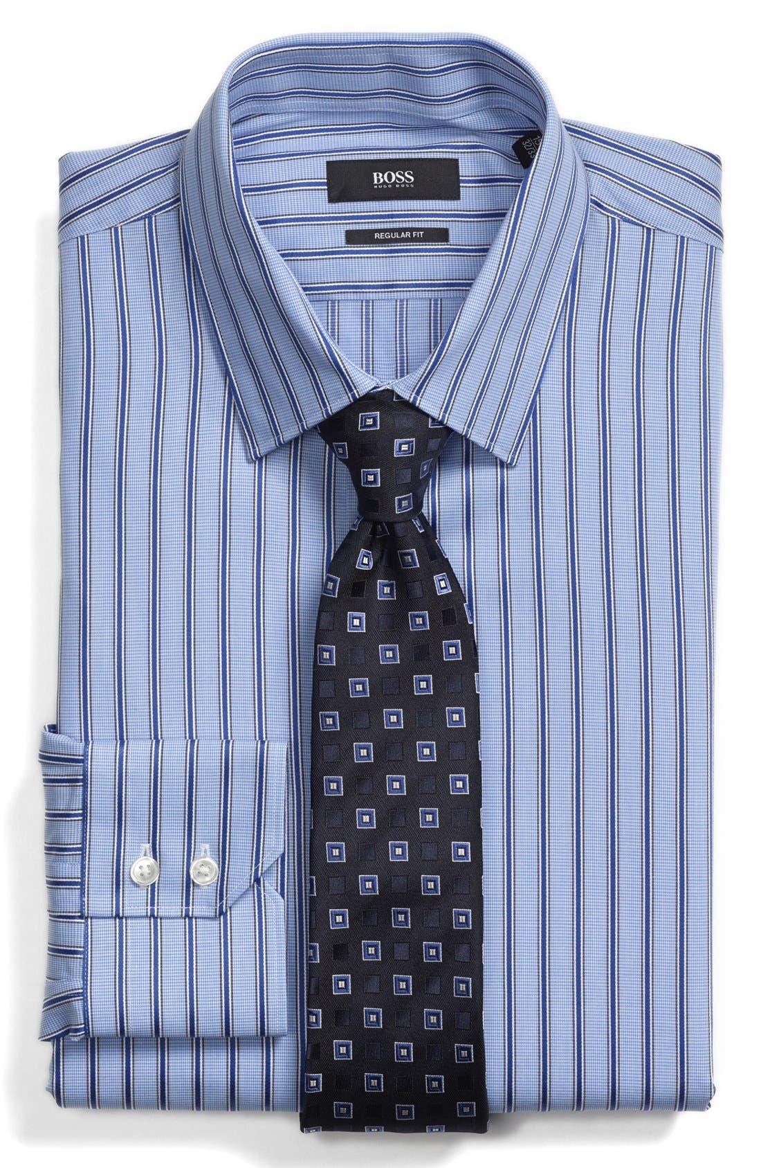 Alternate Image 3  - BOSS HUGO BOSS 'Gulio' US Regular Fit Dress Shirt