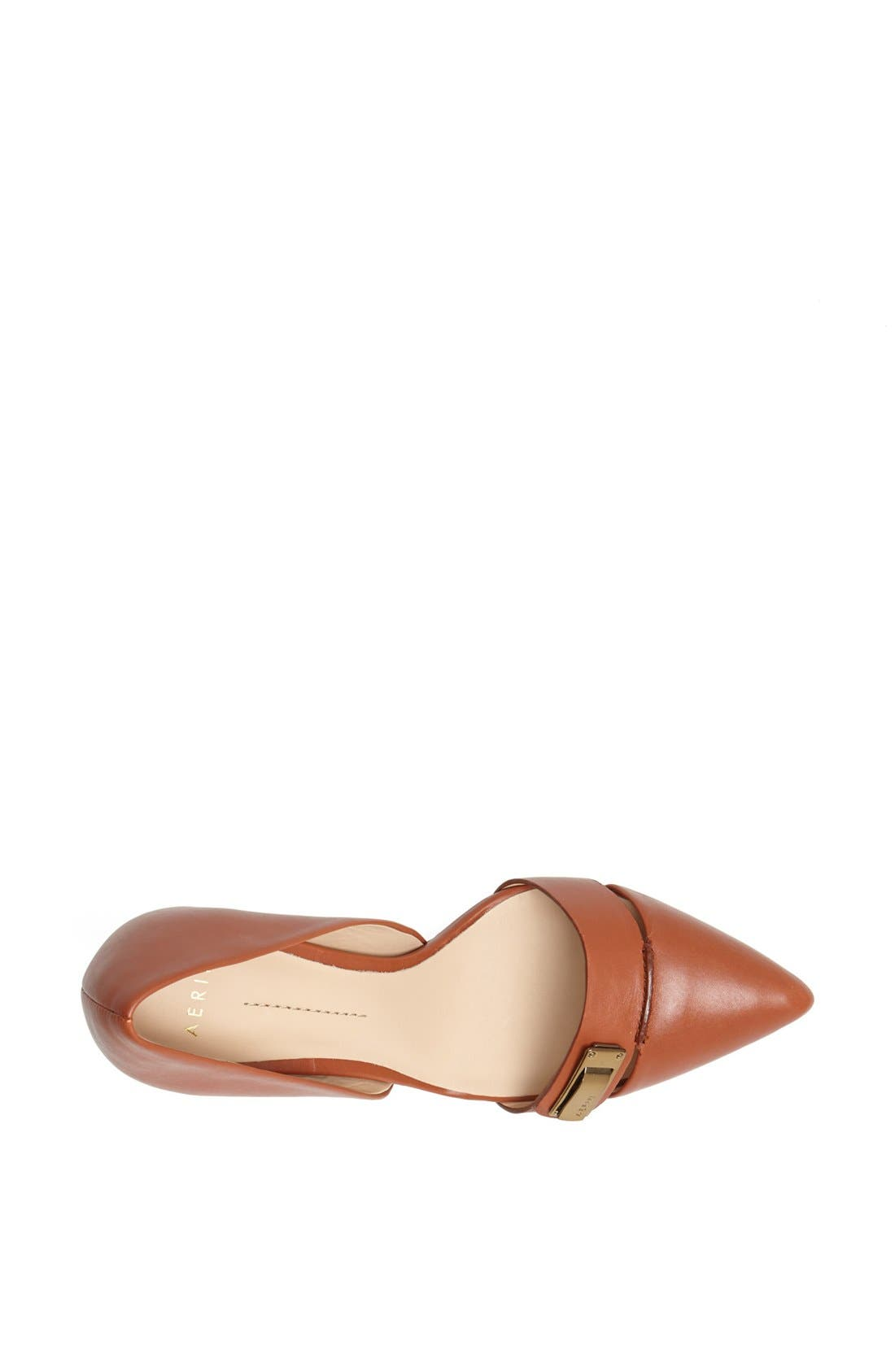 Alternate Image 3  - Aerin 'Fatima' Leather Pointy Toe Pump