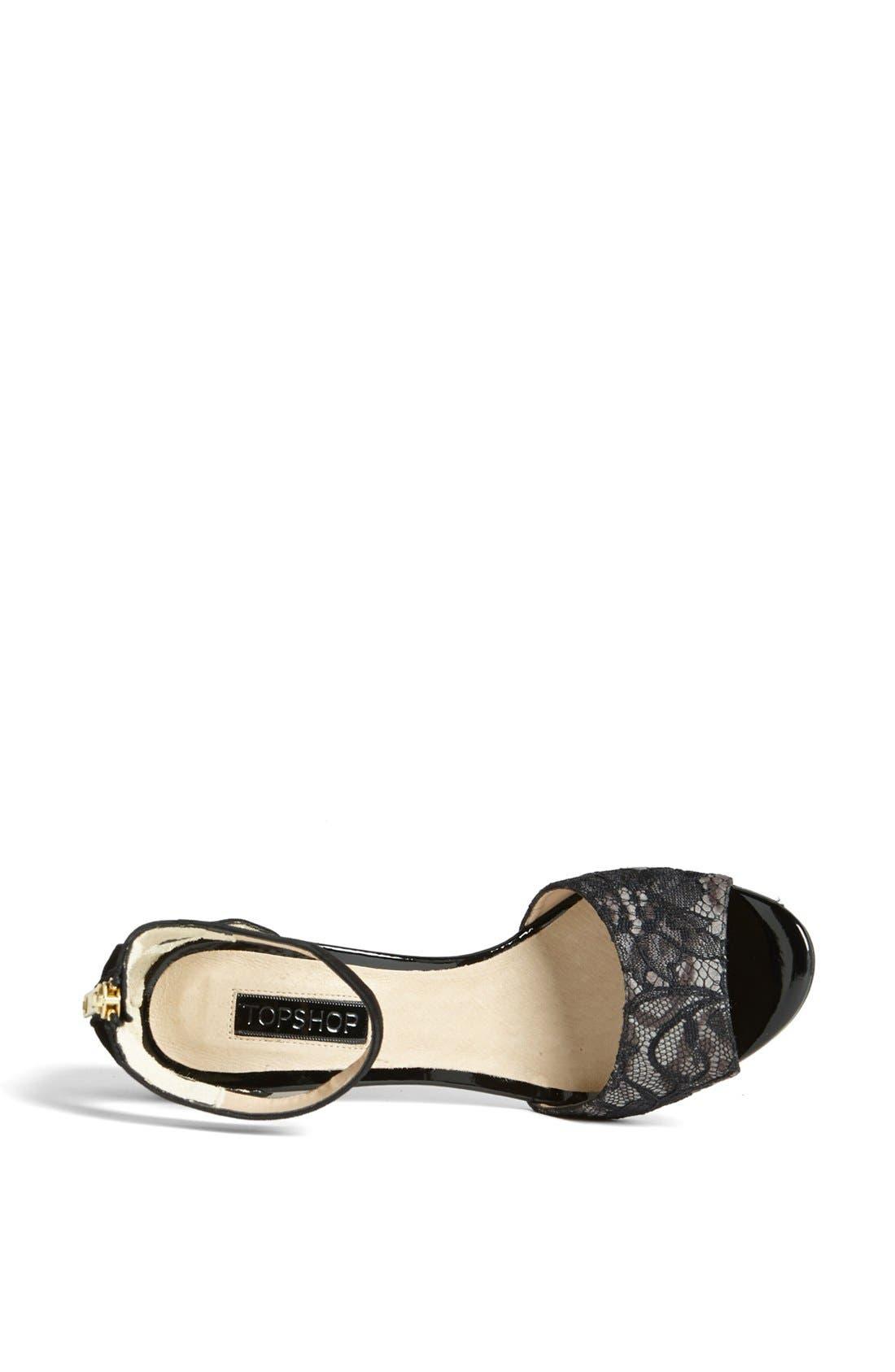 Alternate Image 3  - Topshop 'Rees' Sandal