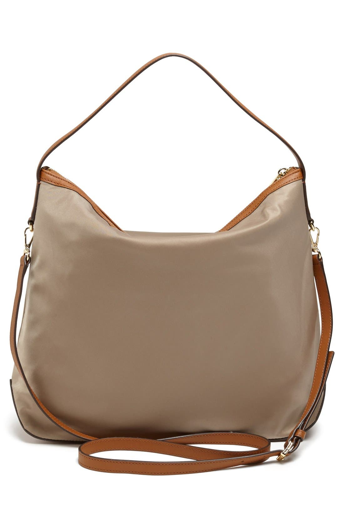 Alternate Image 4  - MICHAEL Michael Kors 'Kempton - Large' Nylon Satchel