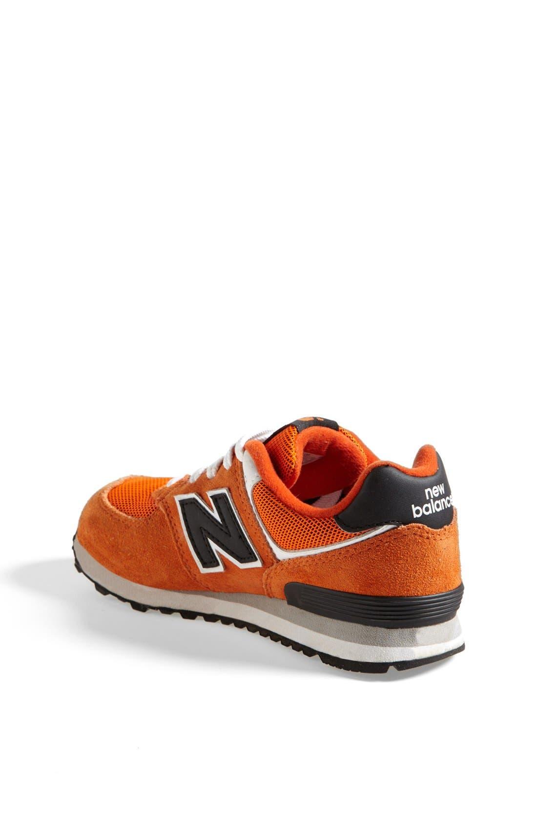 Alternate Image 2  - New Balance '574 Varsity' Sneaker (Walker)