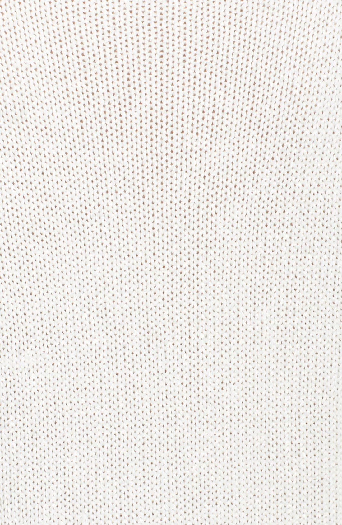Alternate Image 3  - Diane von Furstenberg 'Lakota' Open Knit Sweater