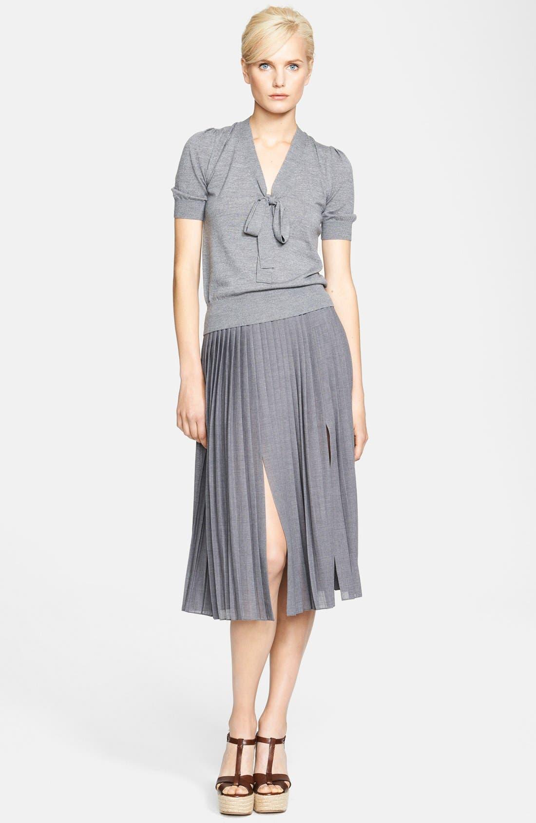 Alternate Image 3  - Michael Kors Merino Wool Pullover