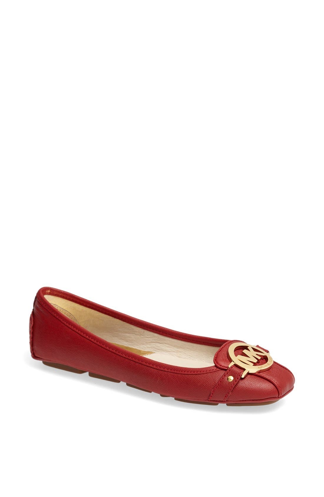 Alternate Image 1 Selected - MICHAEL Michael Kors 'Fulton' Moccasin Slip-On