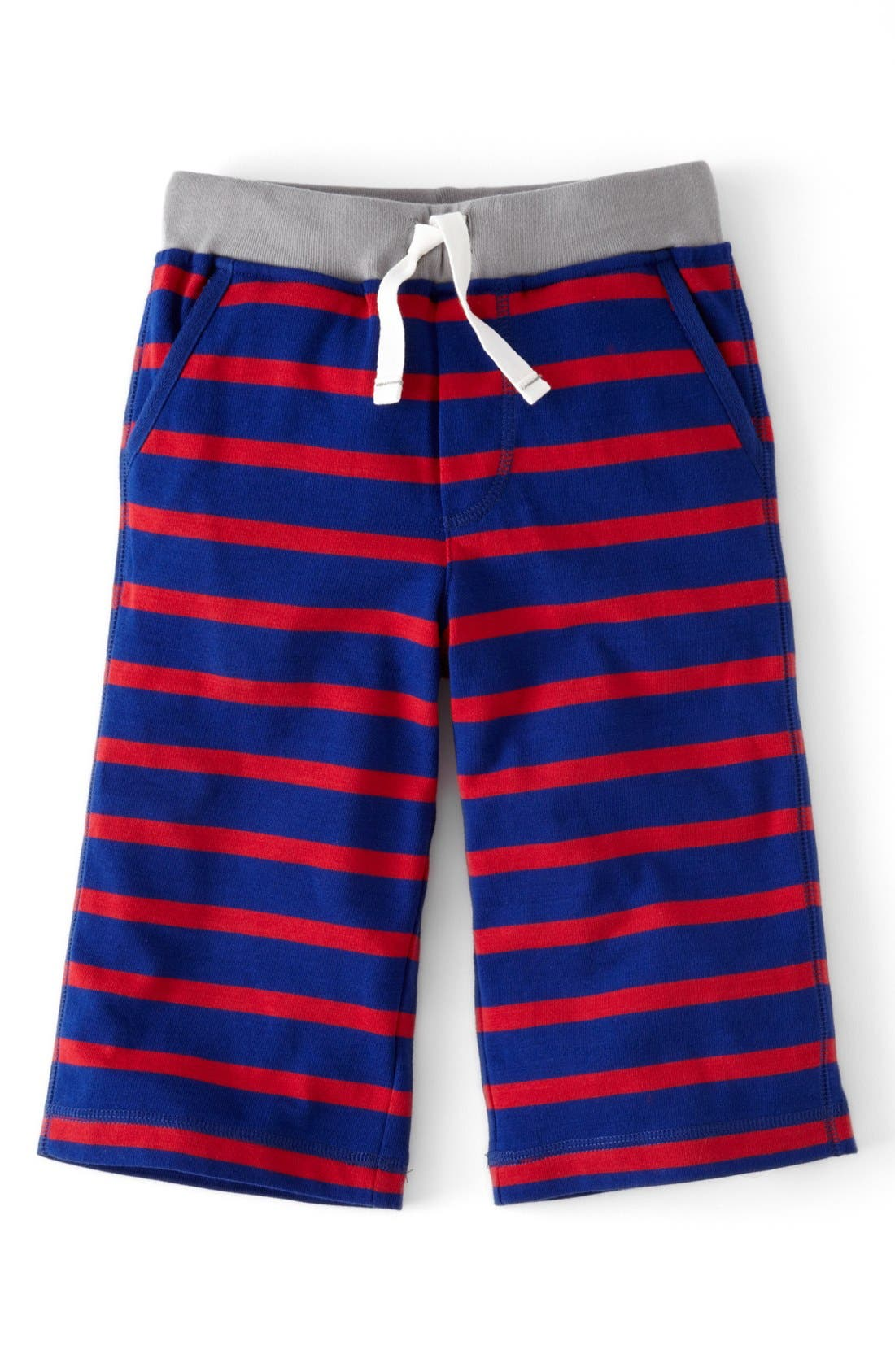 Main Image - Mini Boden 'Baggies' Jersey Shorts (Toddler Boys, Little Boys & Big Boys)