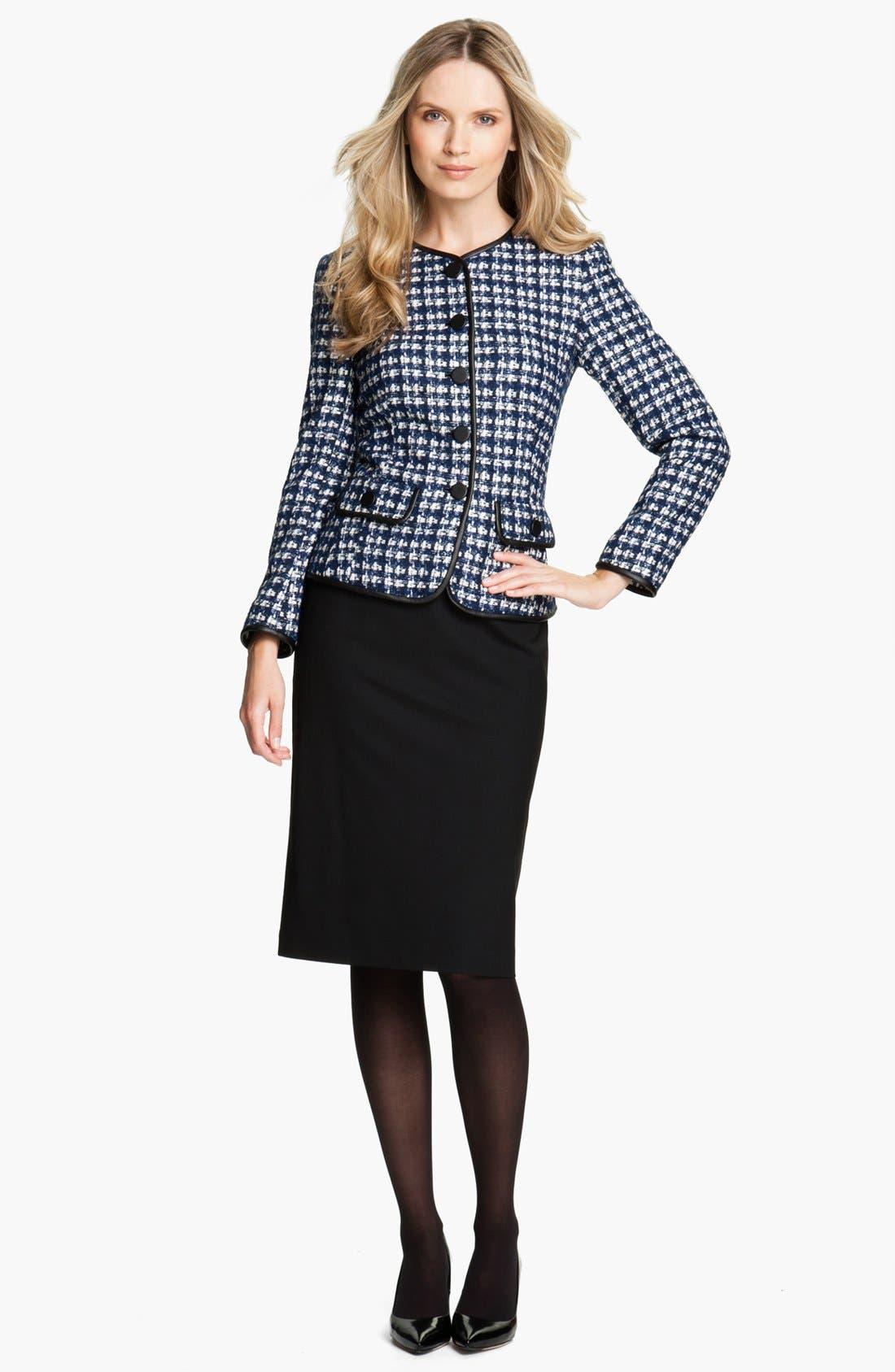 Main Image - Lafayette 148 New York 'Maxine' Skirt