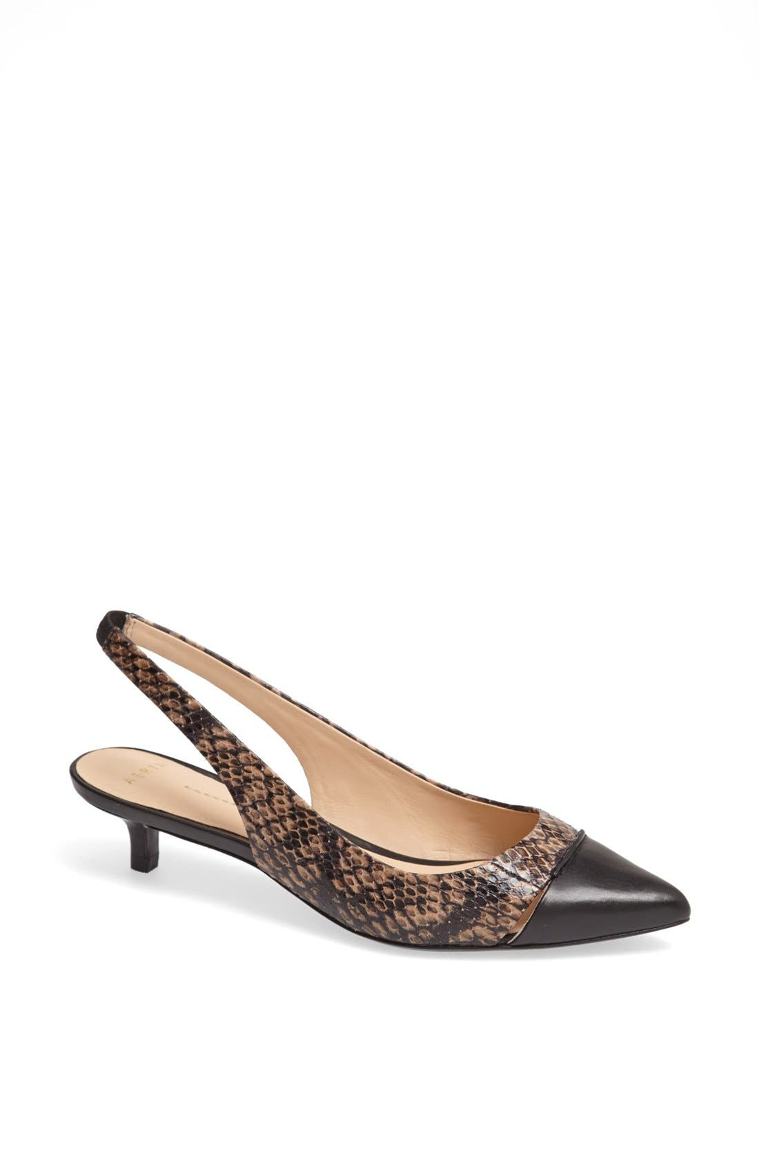 Alternate Image 1 Selected - Aerin 'Padima' Kitten Heel Sandal