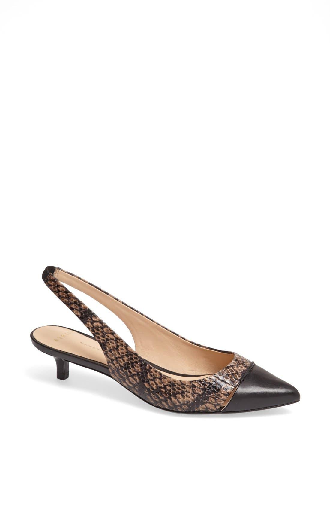 Main Image - Aerin 'Padima' Kitten Heel Sandal