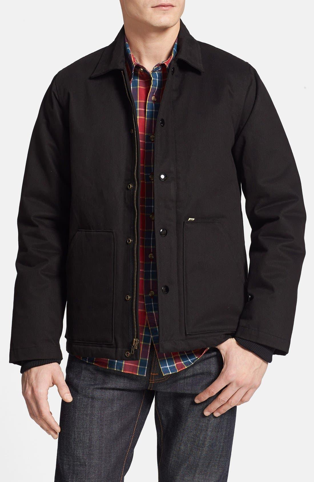 Main Image - Obey 'Mason' Jacket