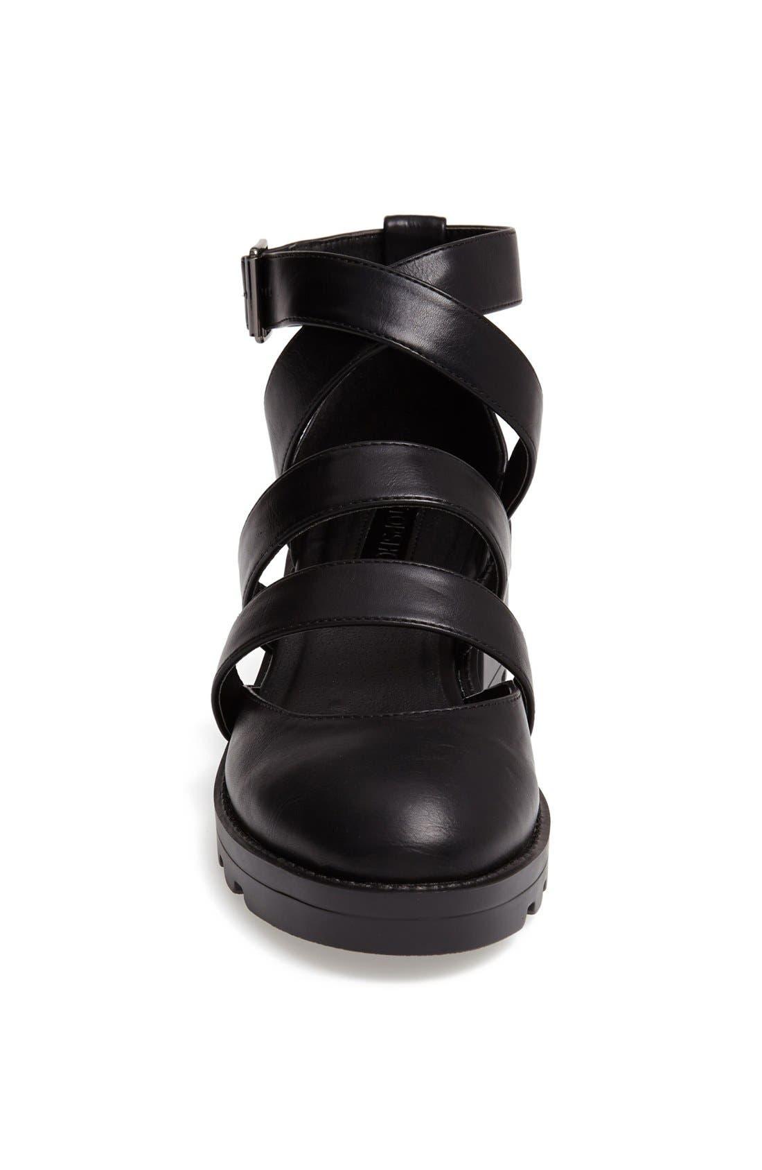 Alternate Image 3  - Topshop 'Mingle' Strappy Shoe