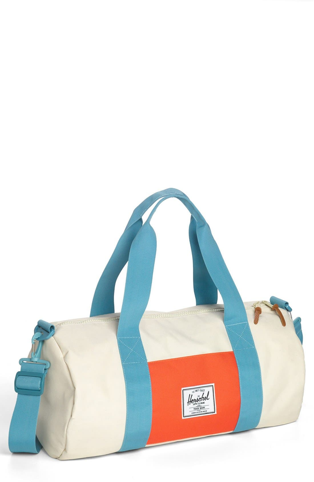 Alternate Image 1 Selected - Herschel Supply Co. 'Sutton - Rad Cars with Rad Surfboards Collection' Midsize Duffel Bag