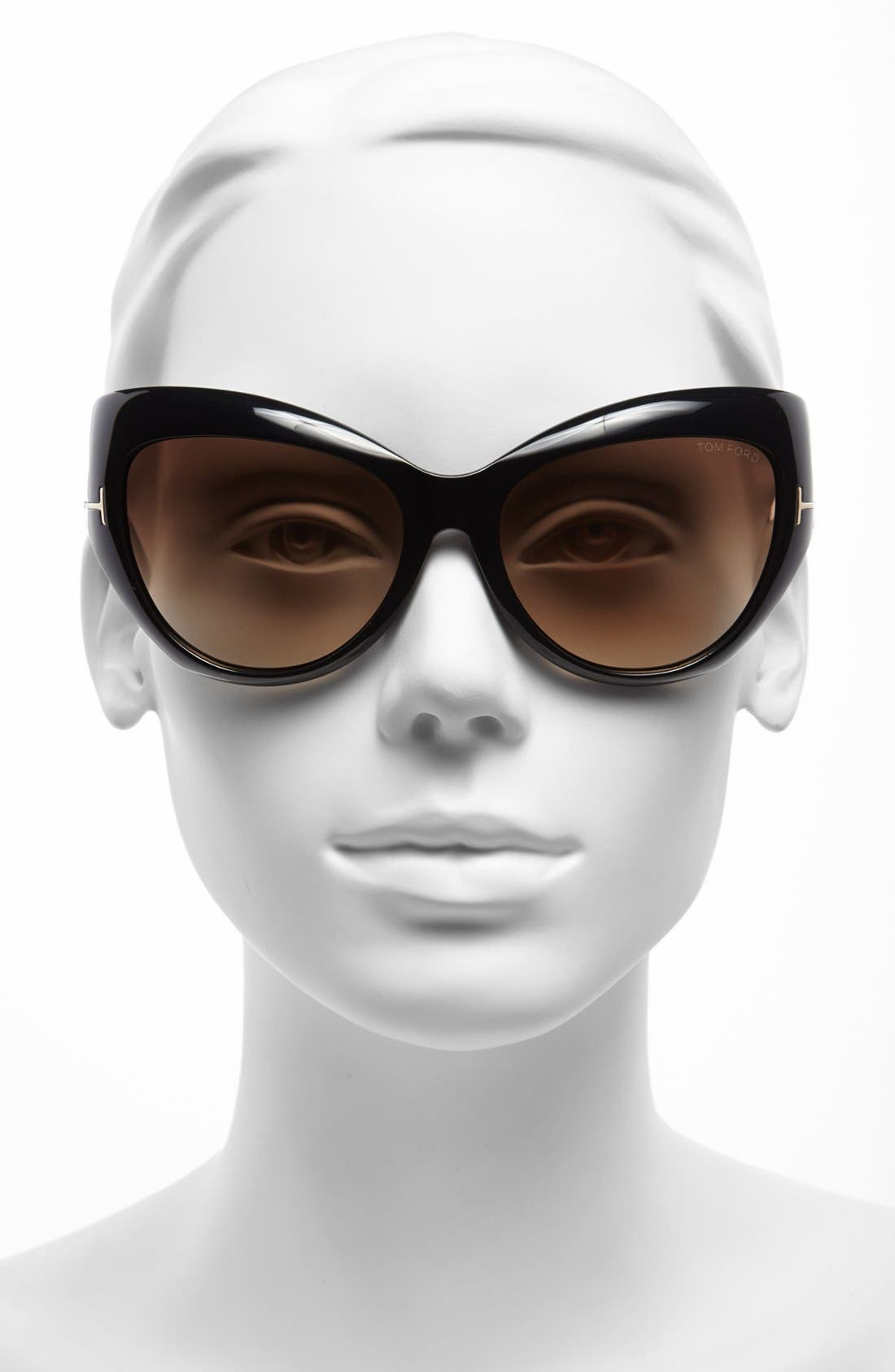 Alternate Image 2  - Tom Ford 59mm Sunglasses