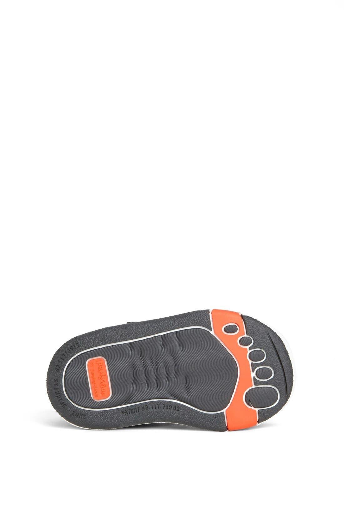 Alternate Image 4  - Jumping Jacks 'Finish Line' Sneaker (Baby, Walker & Toddler)